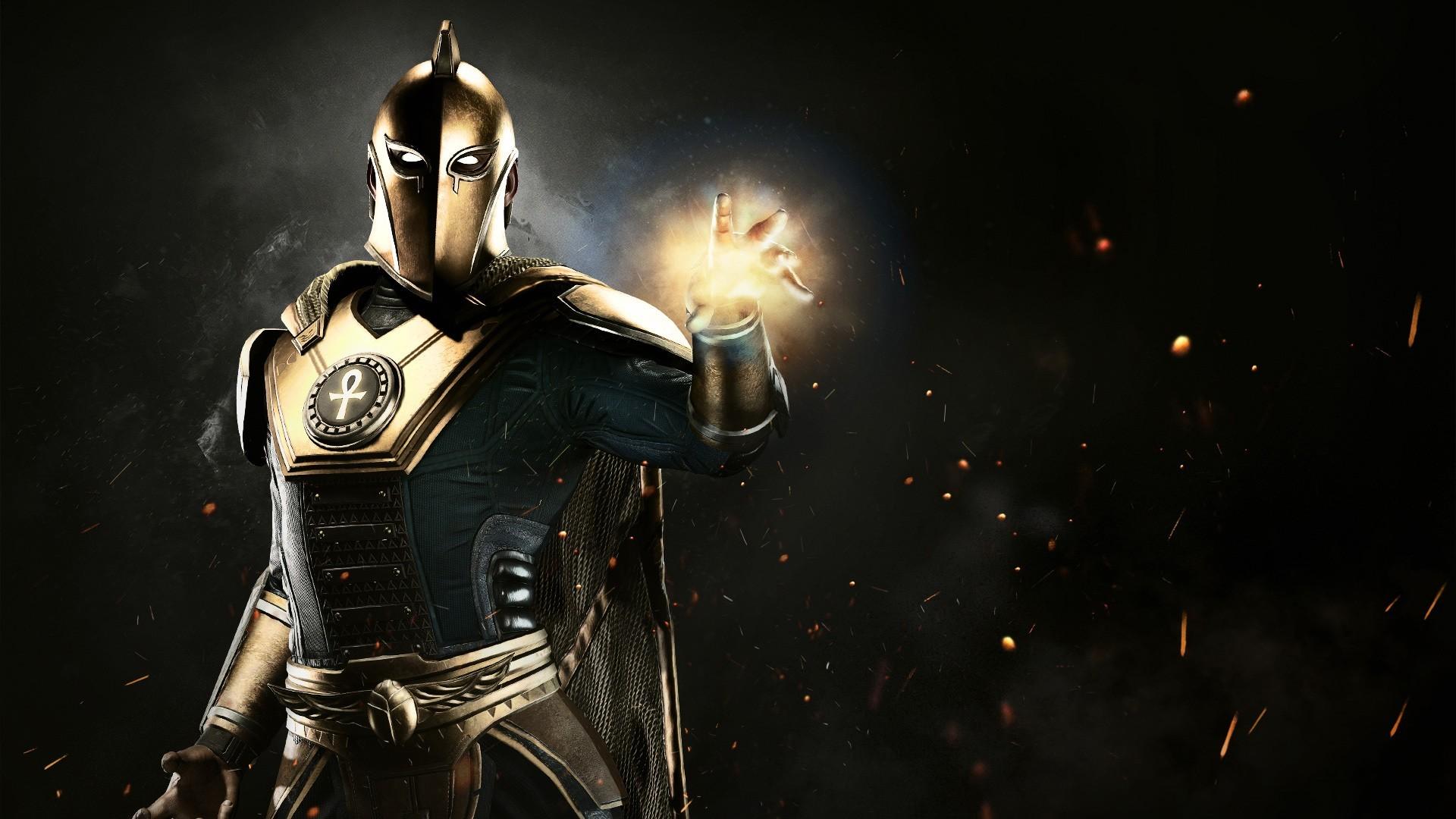 Description: Download Injustice 2 Doctor Fate Games wallpaper …
