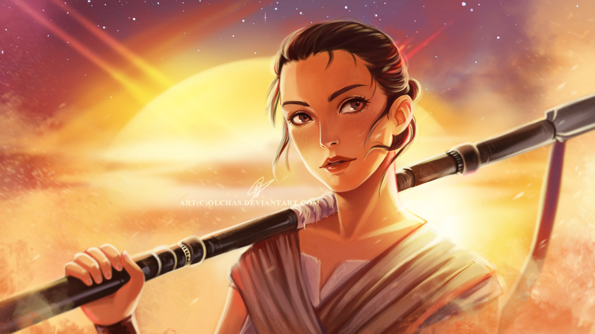Rey Jedi Background Pictures to Pin on Pinterest – PinsDaddy
