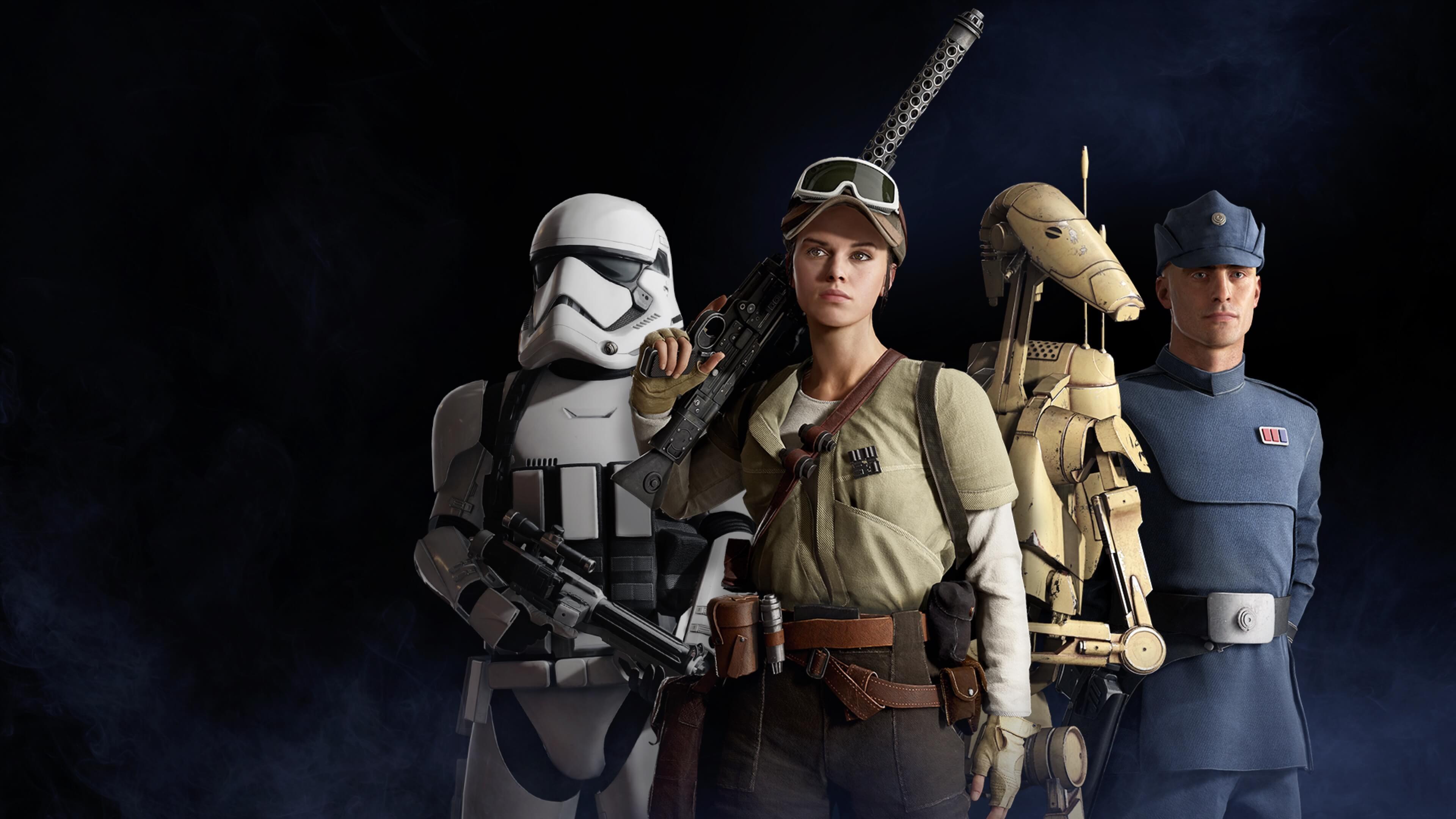 Star Wars EA Battlefront 2 Wallpaper HD Hi Res