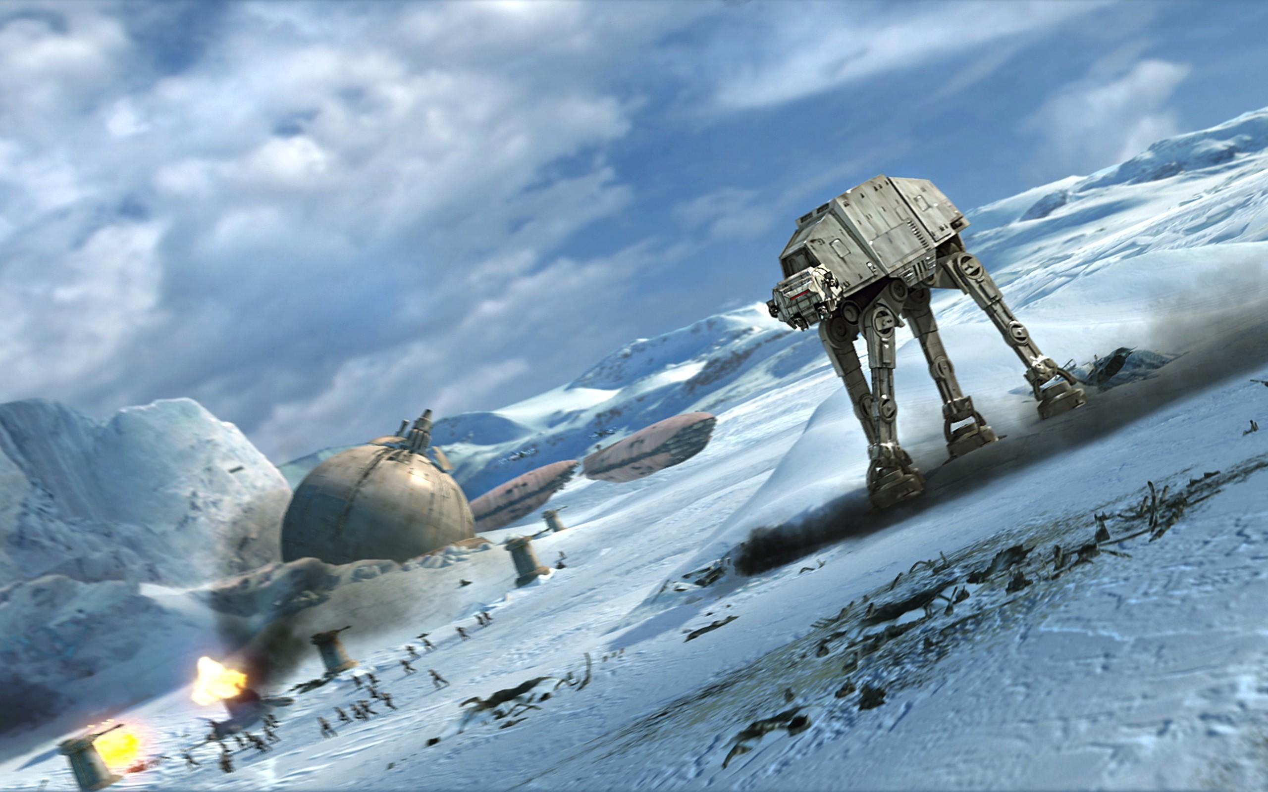 wallpaper Star Wars · battle