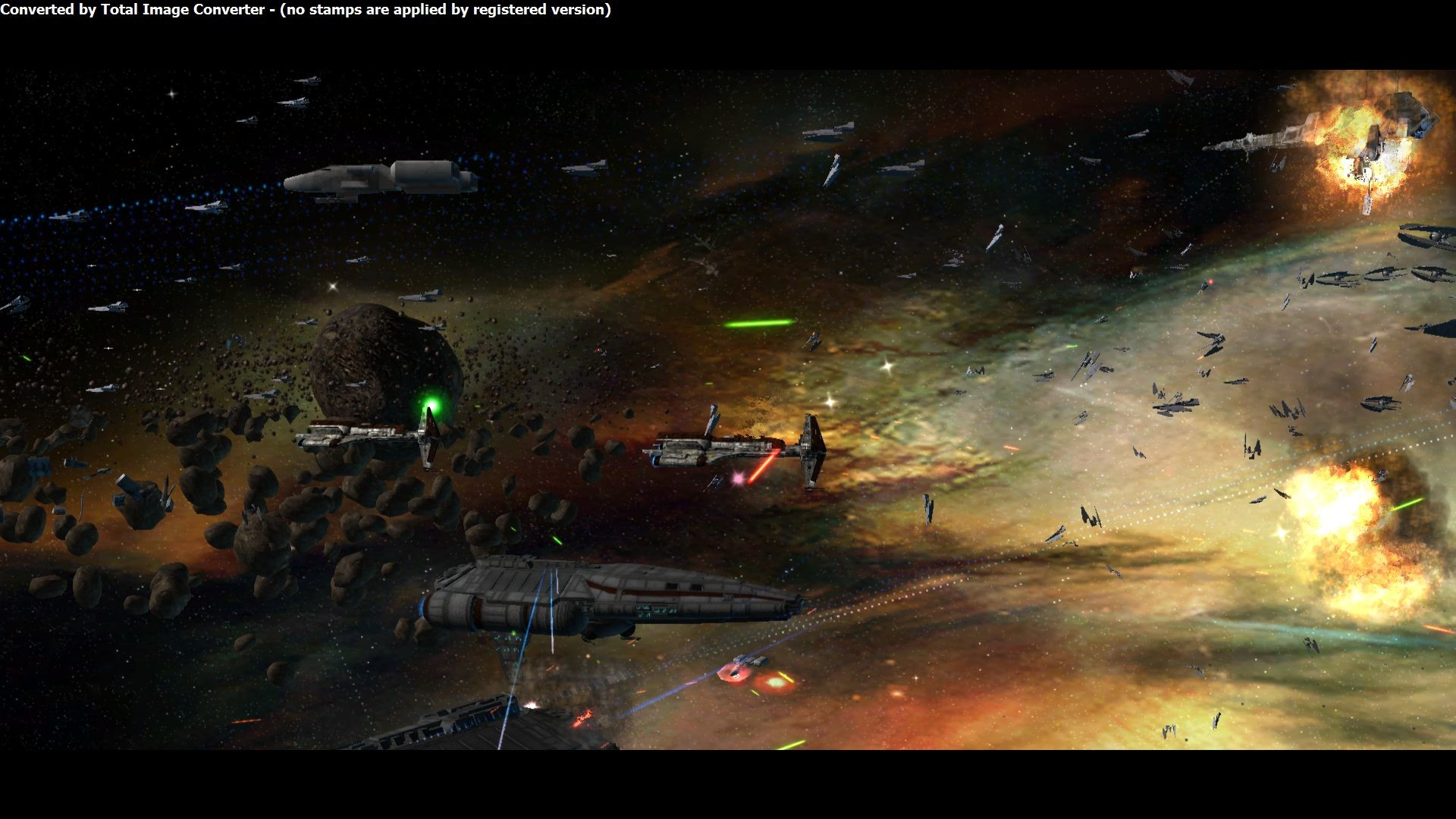 The most epic battle… image – Old Republic at War mod for Star