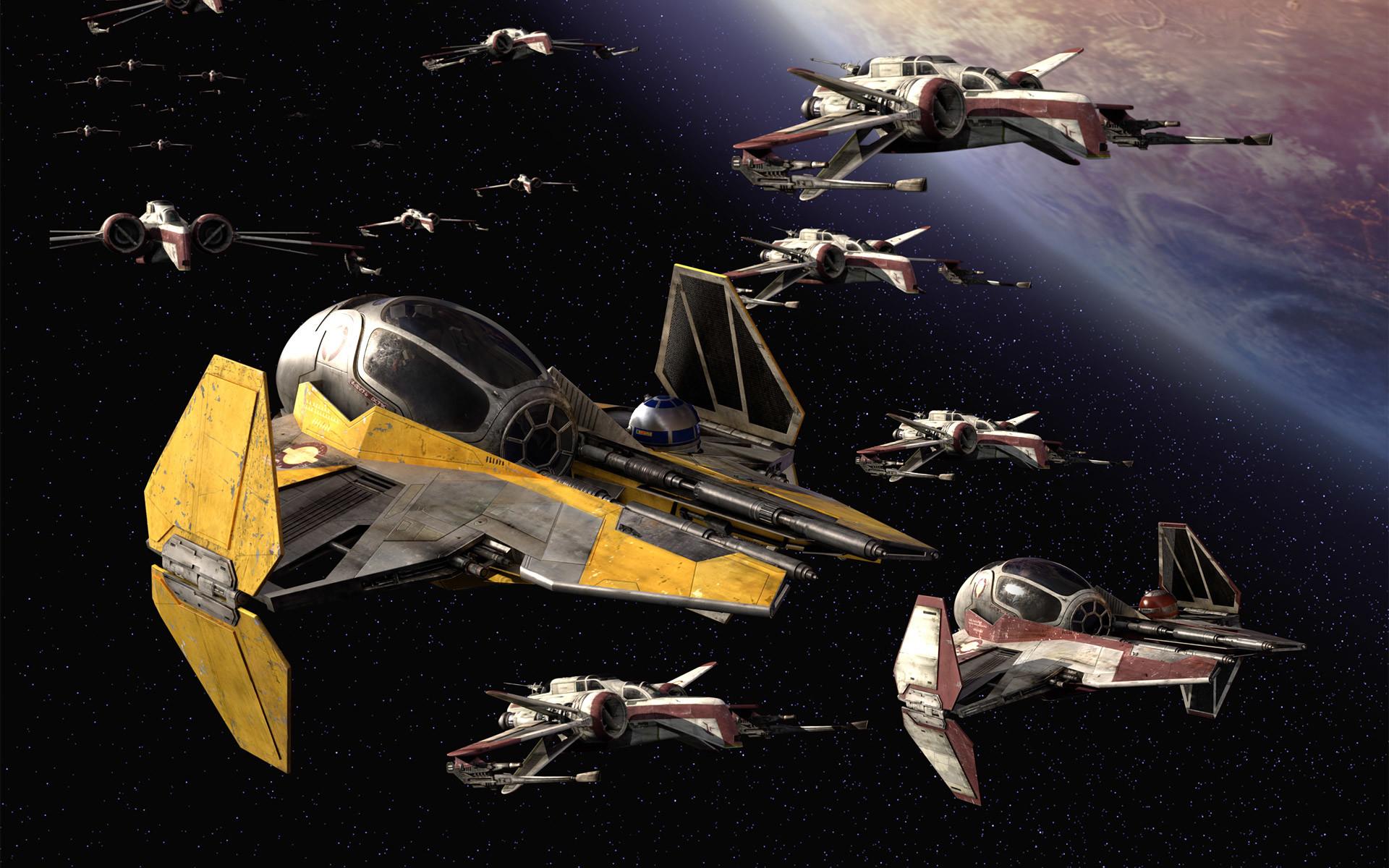 Star Wars Wallpaper Set 4
