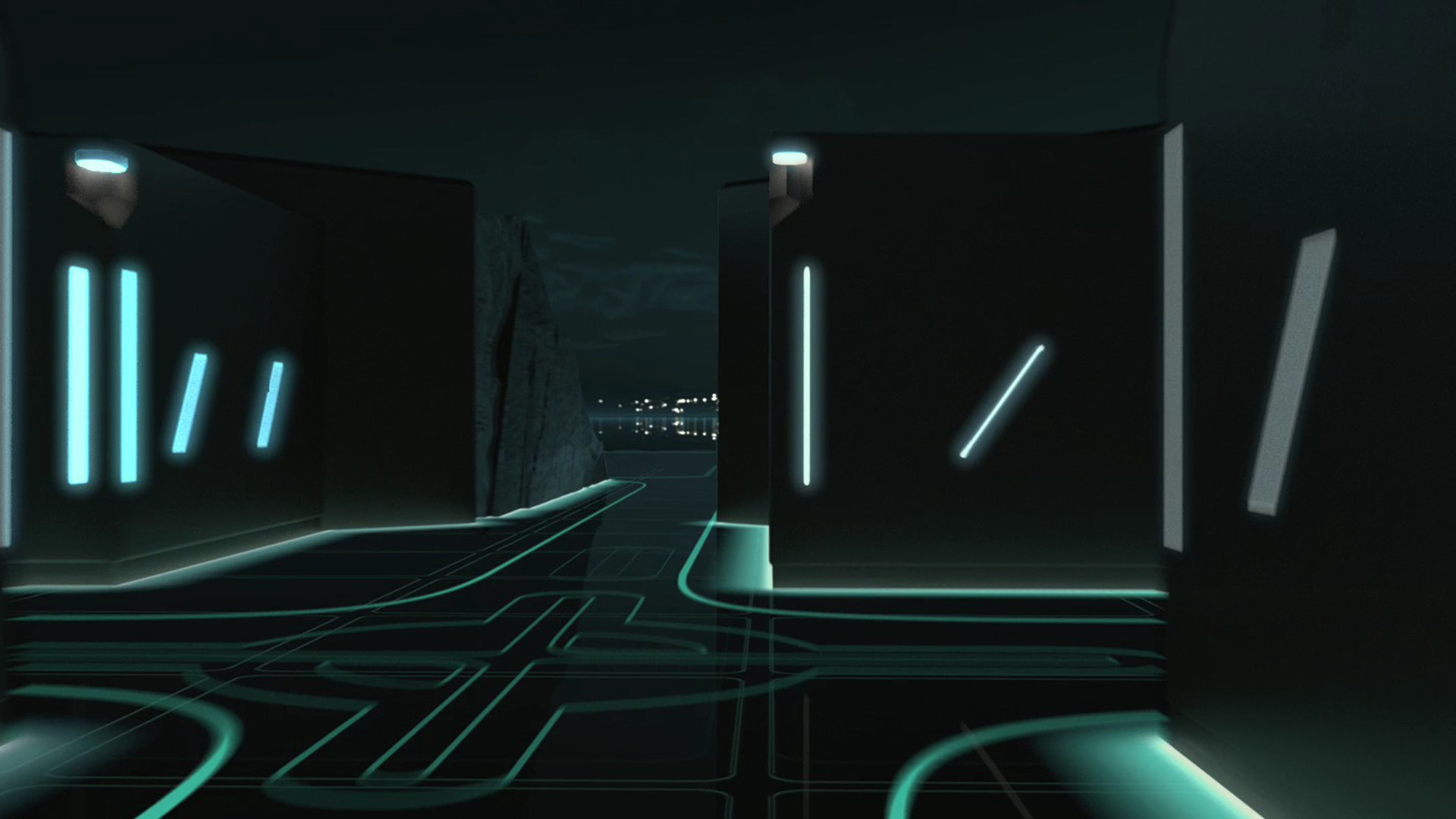Tron Legacy   Free Desktop Wallpapers for HD, Widescreen and Mobile .