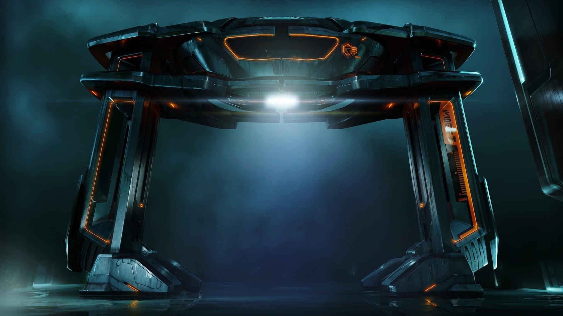 Movie – TRON: Legacy CGI Dark Tron Legacy Wallpaper