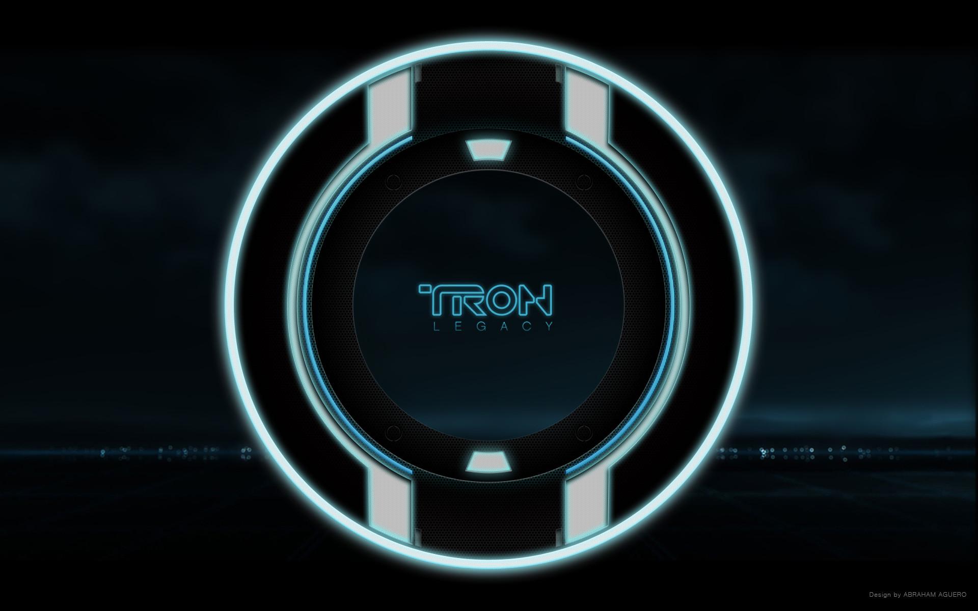 Tron Disk Desktop Background. Download …