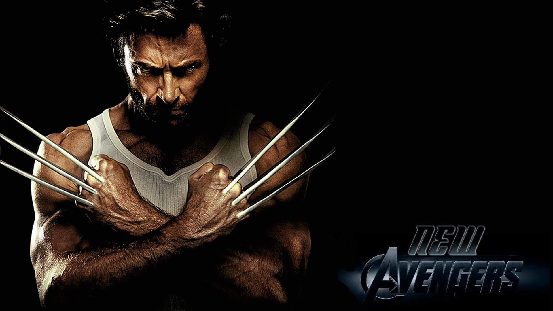 Wolverine Claws Wallpaper Background
