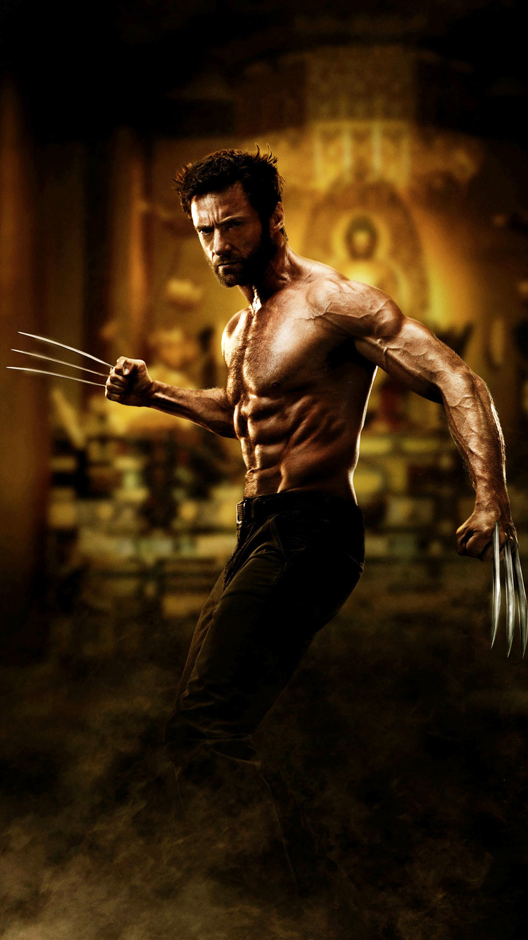 HTC One Wallpapers: Wolverine HD android wallpaper Android Wallpapers .
