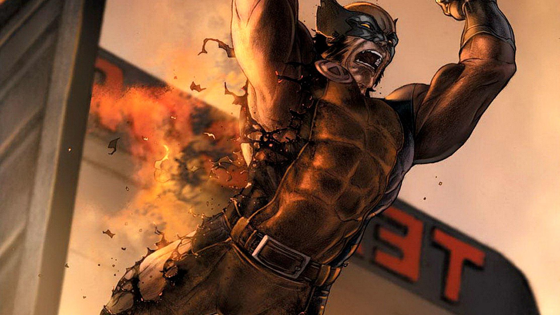 Comics – X-Men Wolverine Wallpaper