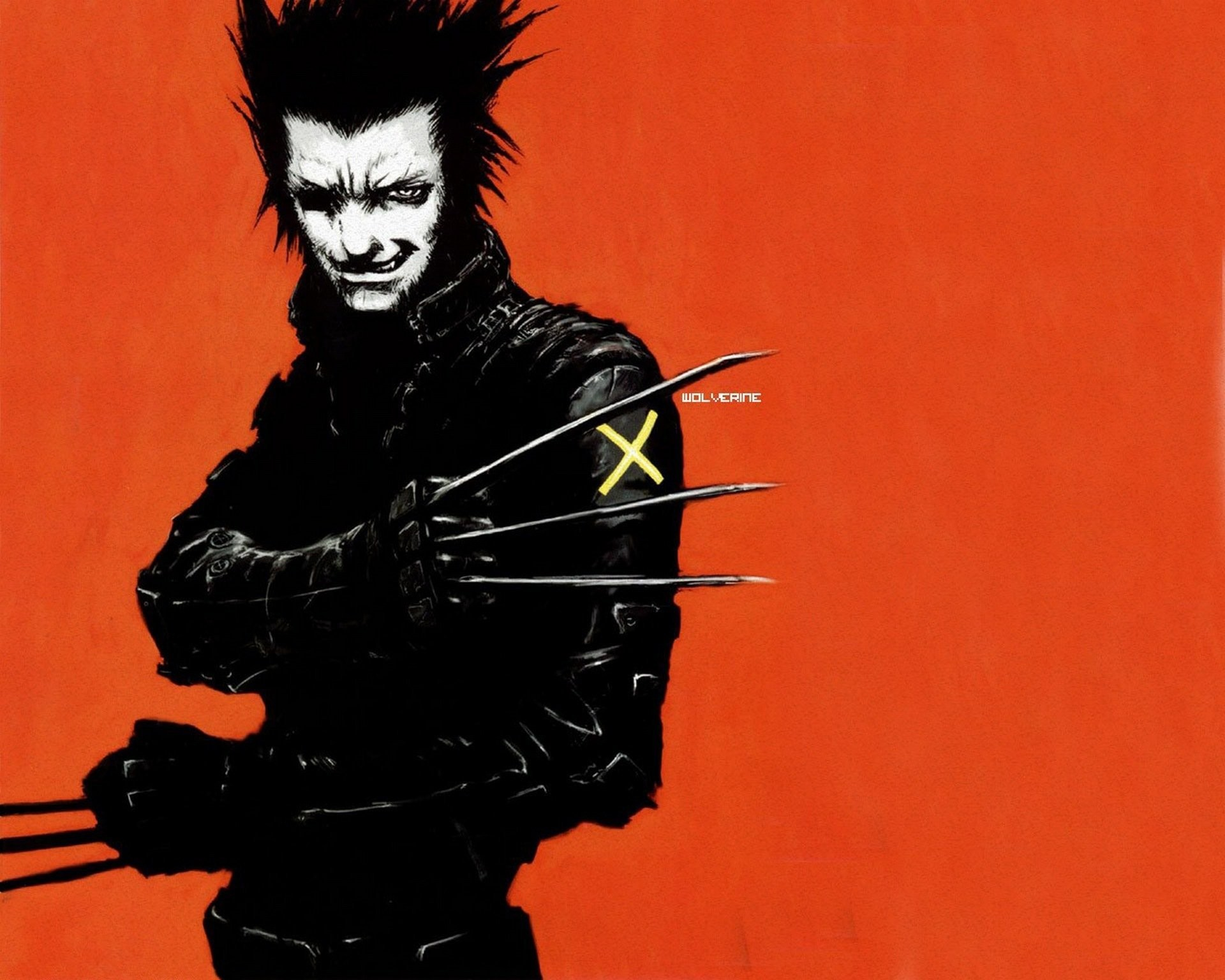 x-men wolverine art marvel comics wolverine: snikt! tsutomu nihei