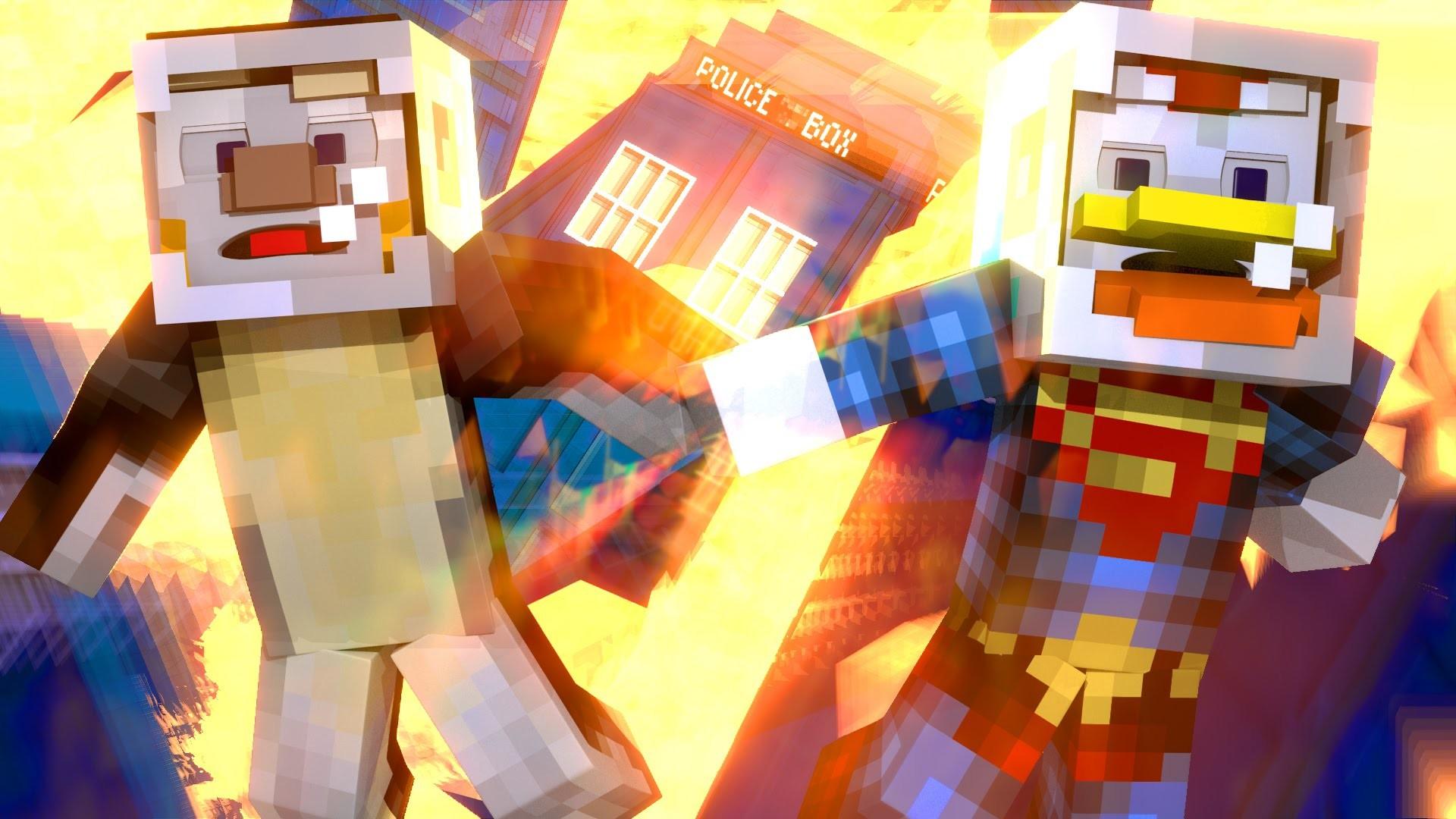 "Minecraft | Crazy Craft 3.0 – Ep 42! "" EXPLODING TARDIS DISASTER!"" – YouTube"