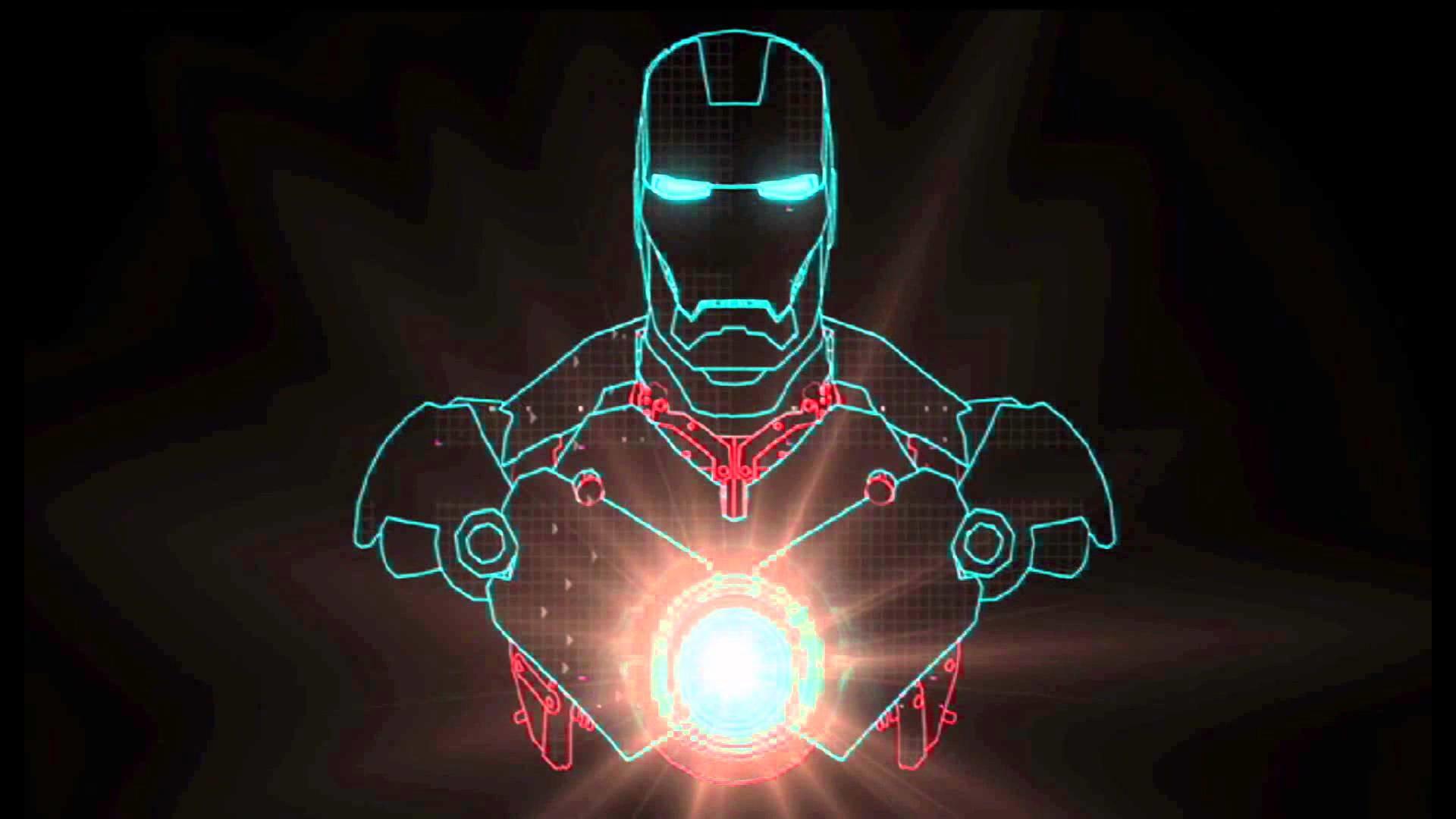 Ironman Arc Dreamscene 1080p HD
