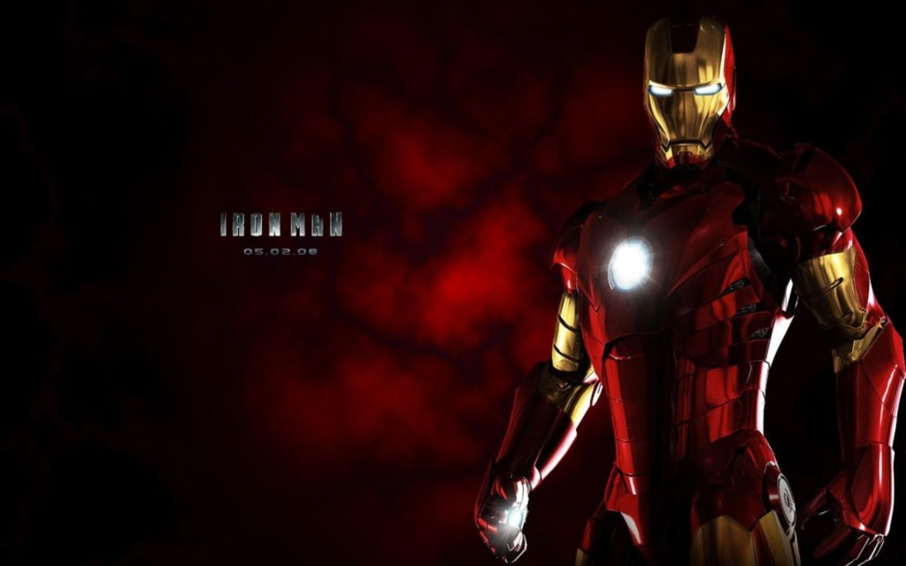 HD Fabulous Iron Man Desktop Wallpaper Full Size – HiReWallpapers 1260