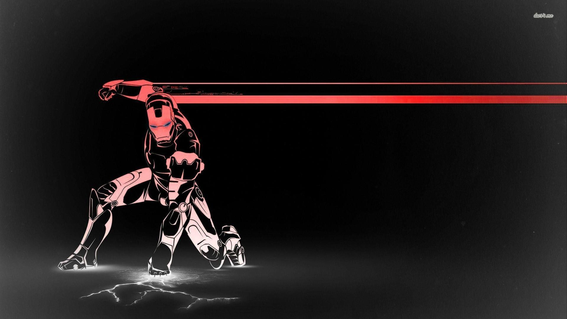 70 Iron Man Jarvis Animated
