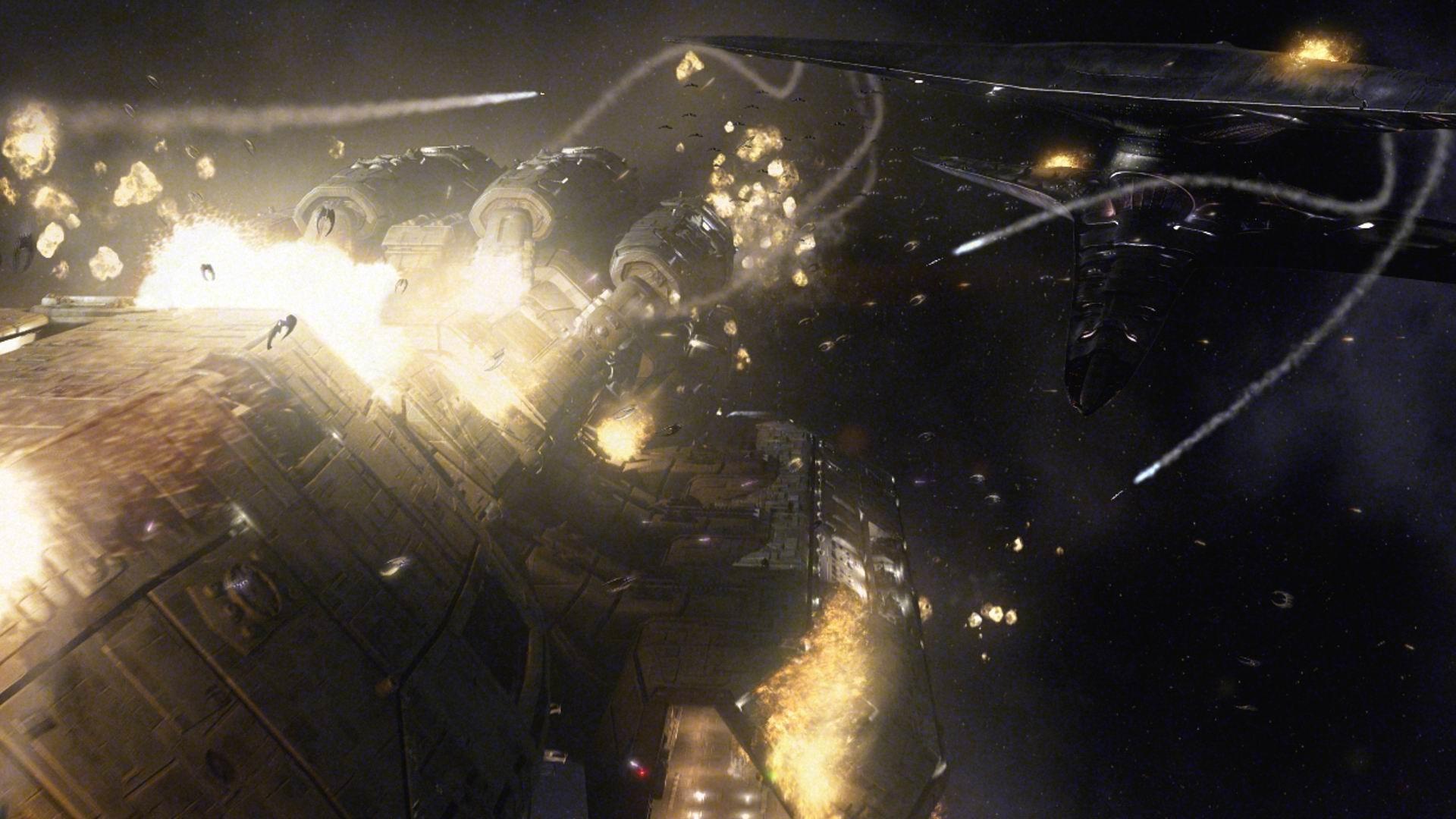 Battlestar Galactica wallpaper – 593156