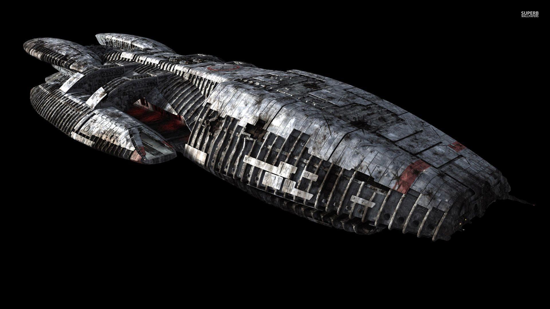 Beautiful screensavers site: Battle galactica screensaver star