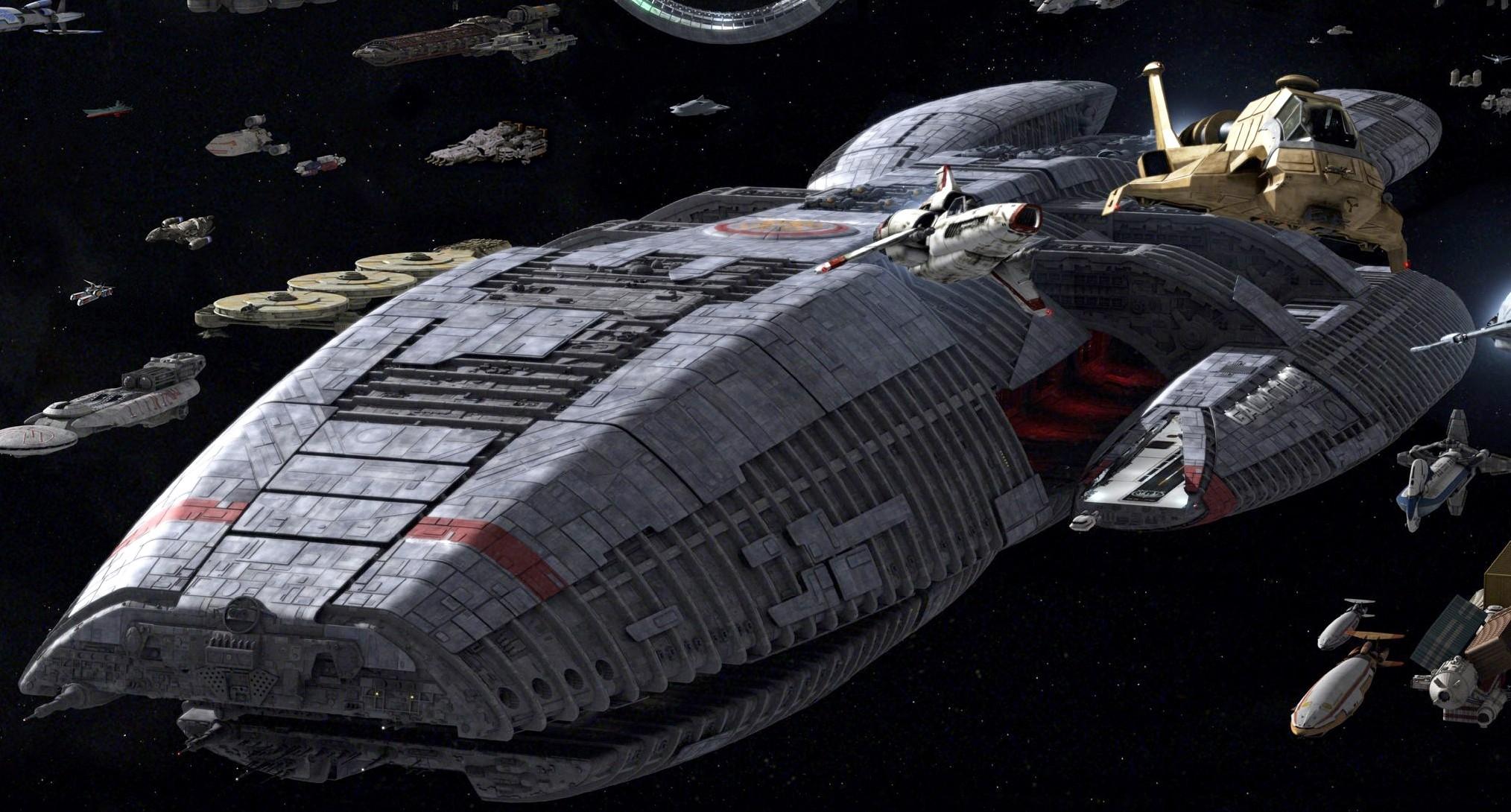Firefly Battlestar Galactica Andromeda Hd | HD Walls | Find Wallpapers .