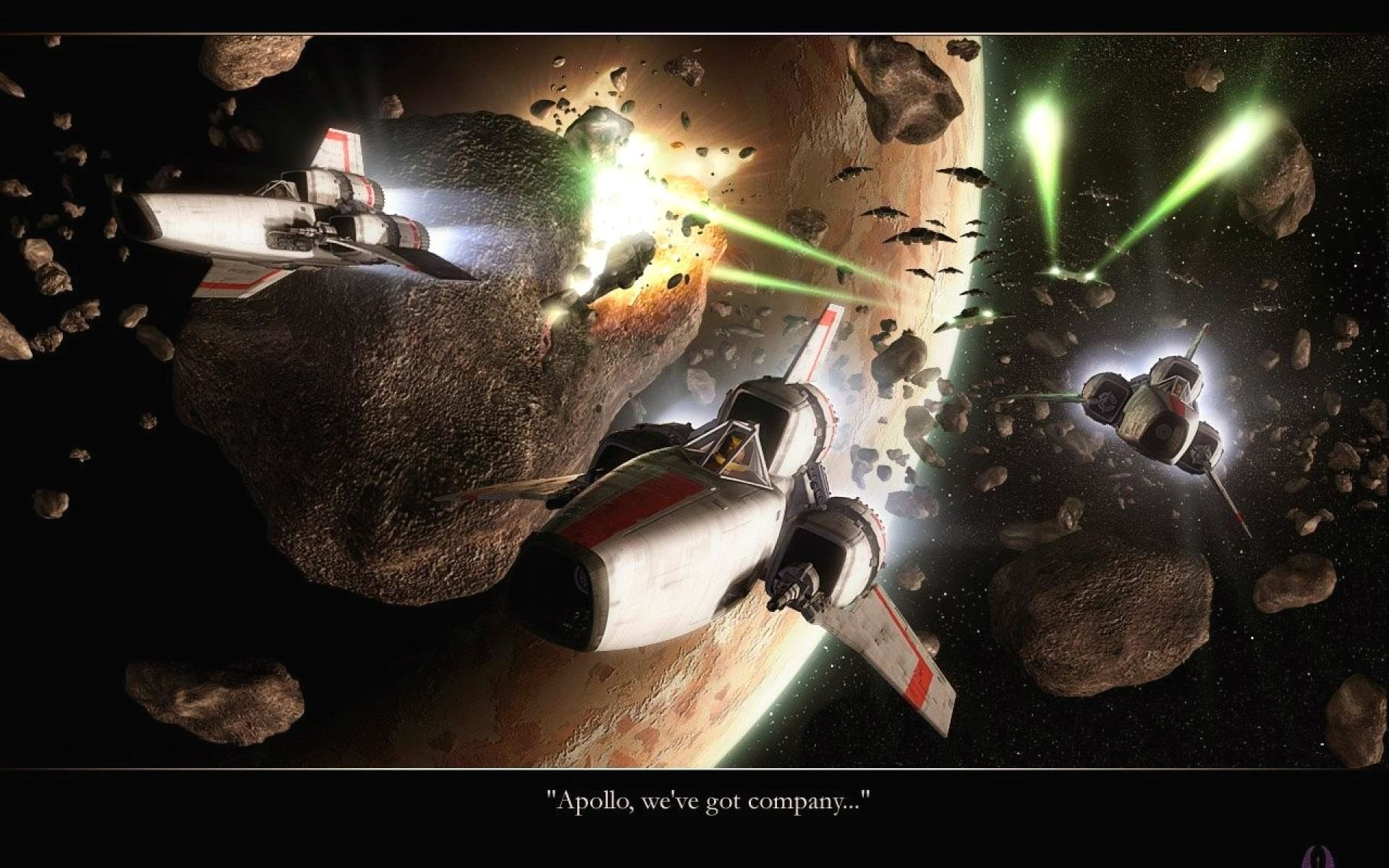 Galactica Wallpapers Group (87 )
