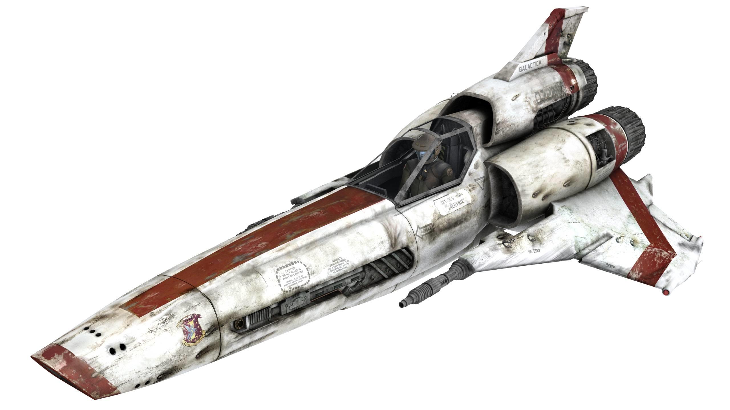 Battlestar Galactica Viper wallpaper 471048