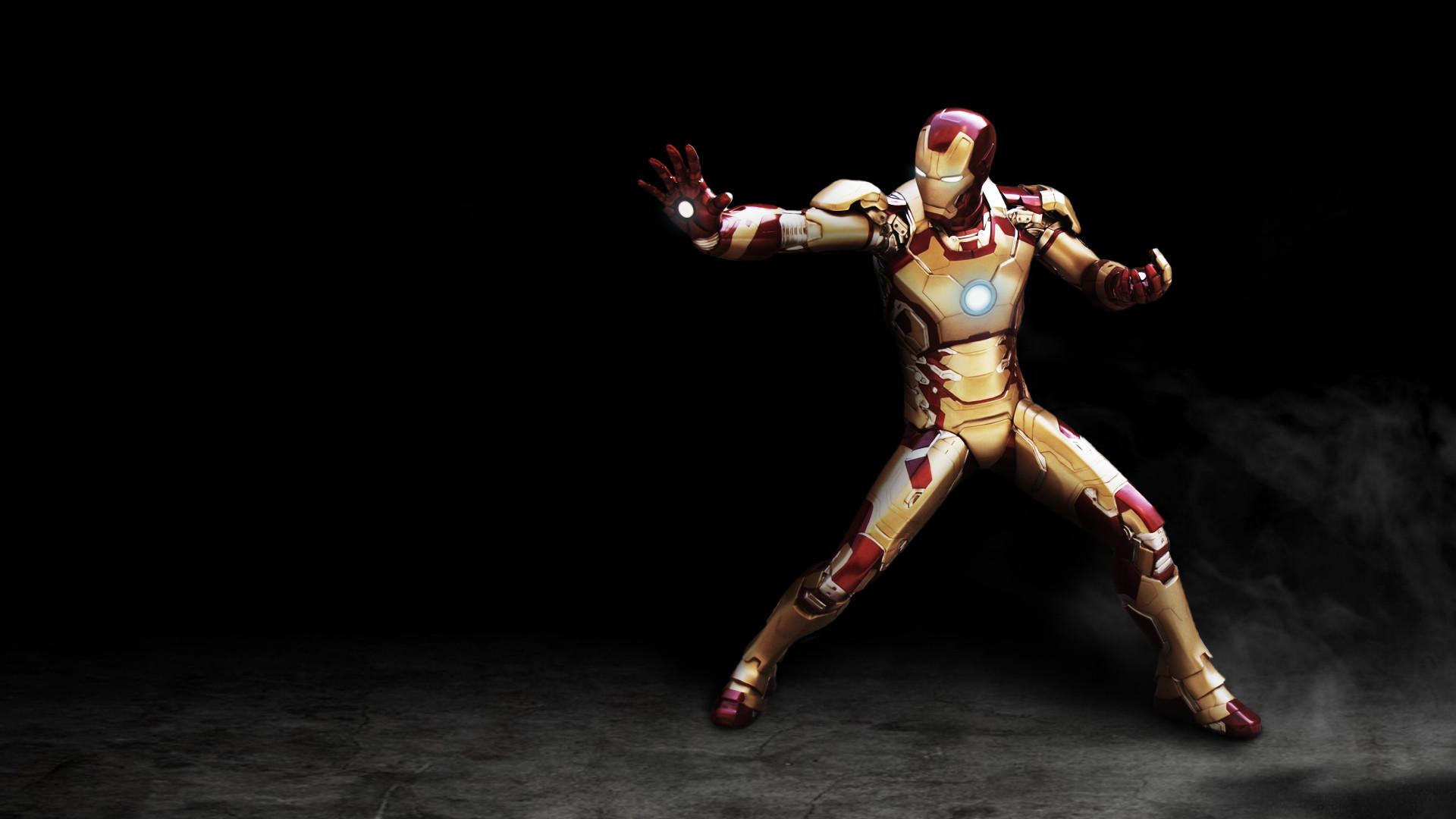 3D Iron Man Wallpapers (68 Wallpapers)