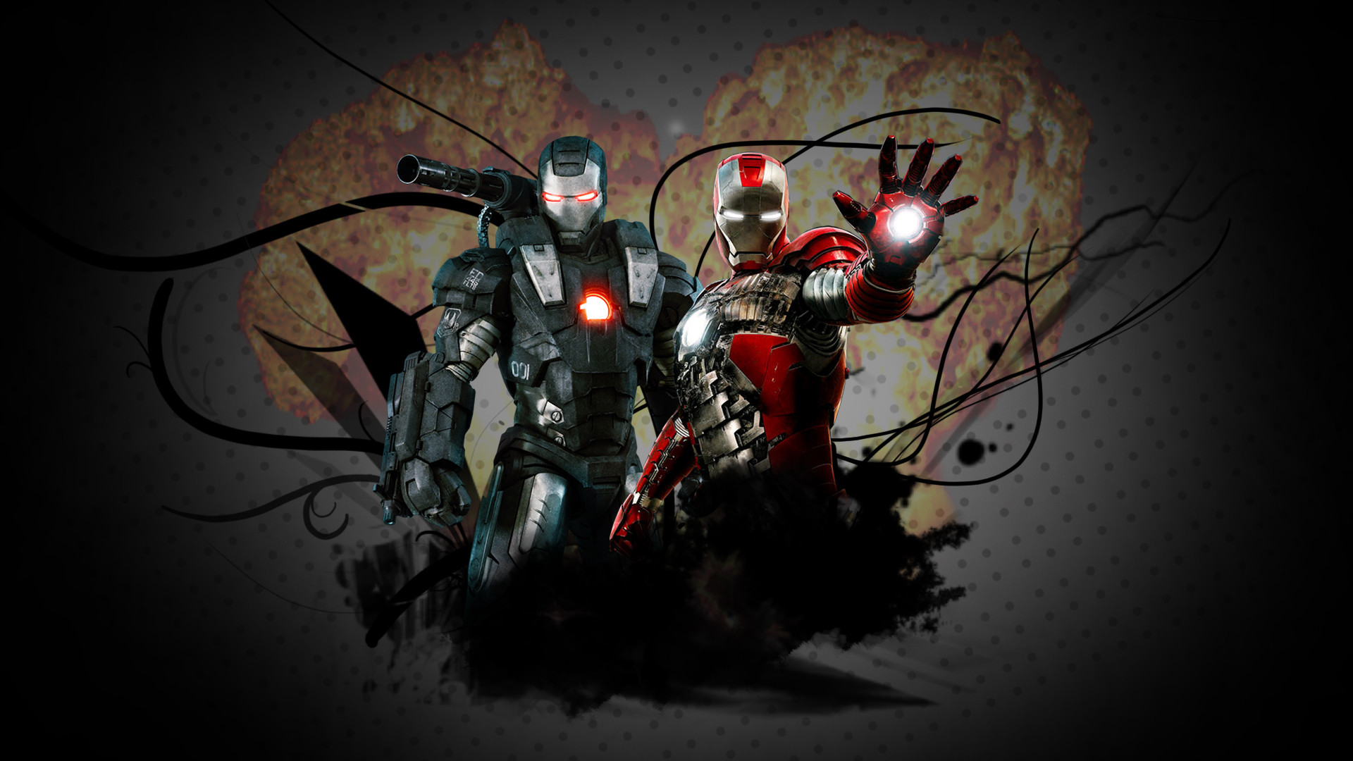 … Iron Man Wallpapers For PC Group (8)