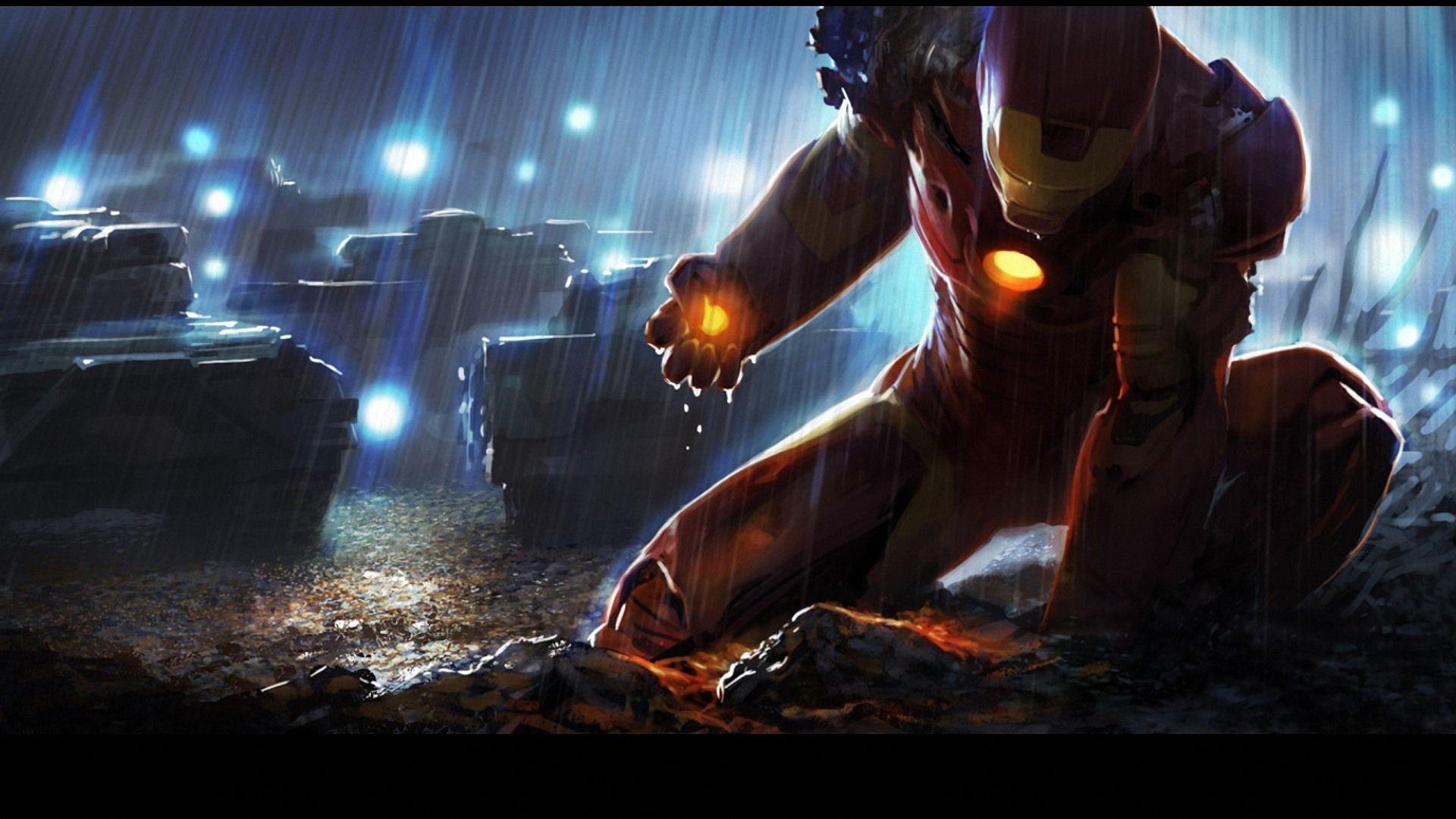 Iron Man HD Wallpapers – Wallpaper Cave