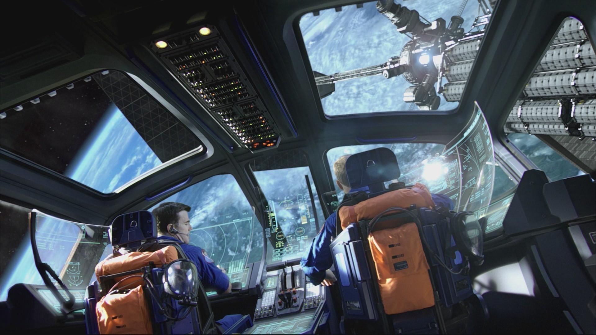 Prometheus, bridge, computeres, ai, ui, displays, cockpit, viewing deck    Environments – Sci-Fi Interiors   Pinterest   Decking, Bridge and Display
