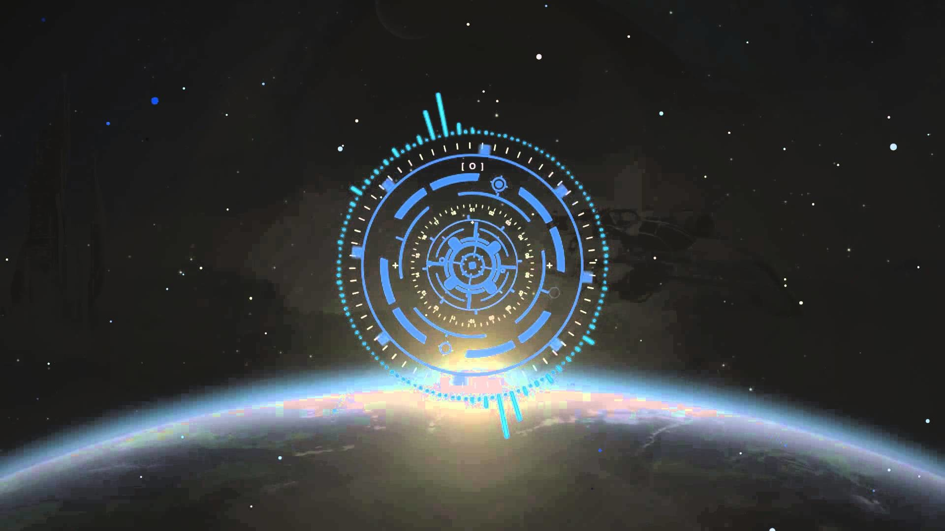 Free Visualizer #20 – Spacecraft Cockpit