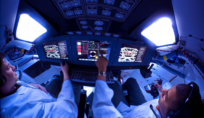 NASA's New Spacecraft Will.