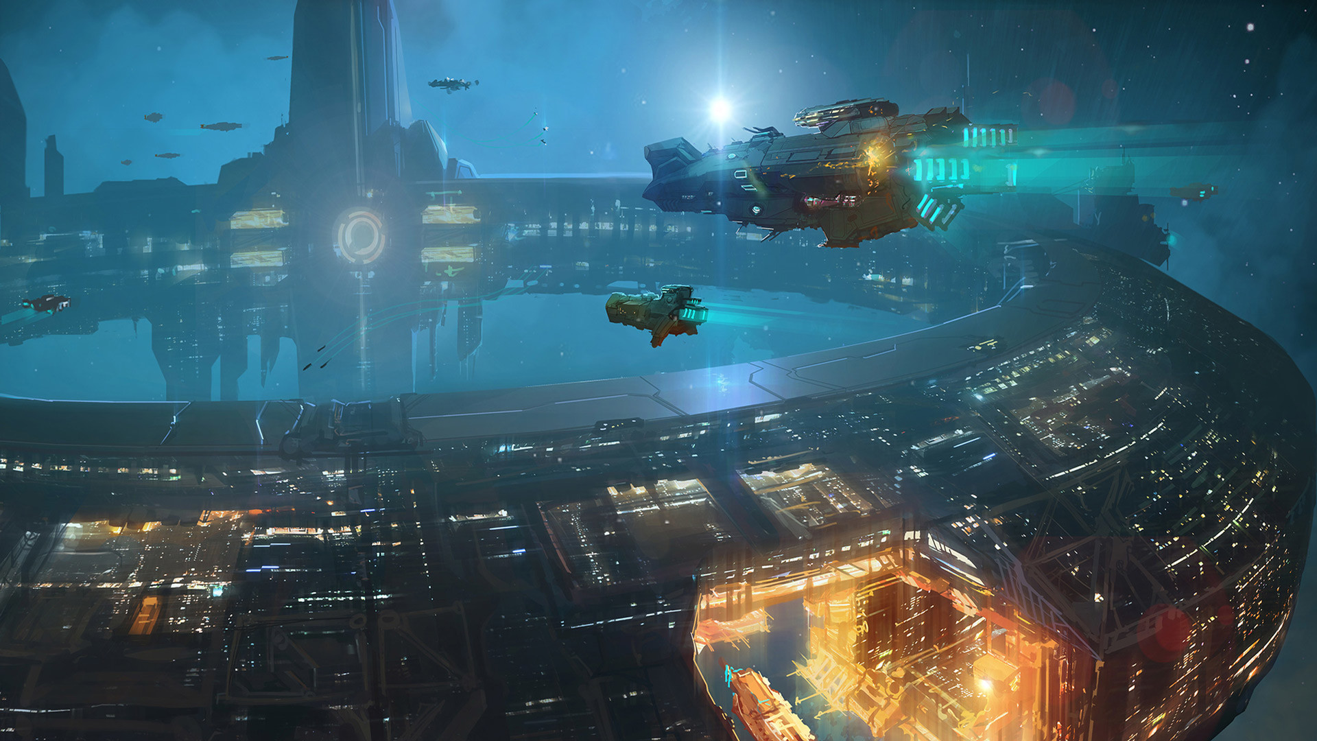3093 best Fantasy and Sci-Fi Art images on Pinterest   Sci fi art, Concept  art and Sci fi