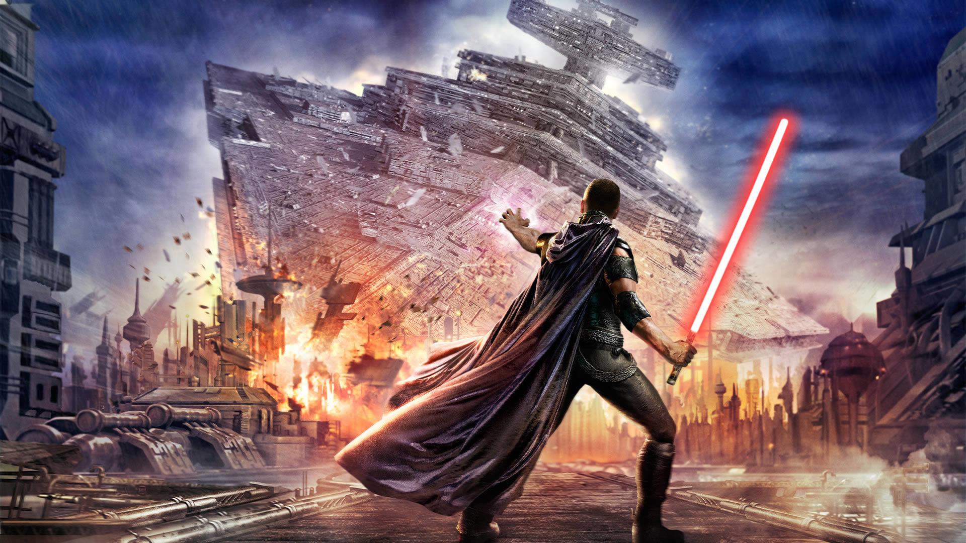 star-wars-wallpapers. vader-portrait. force-unleashed3
