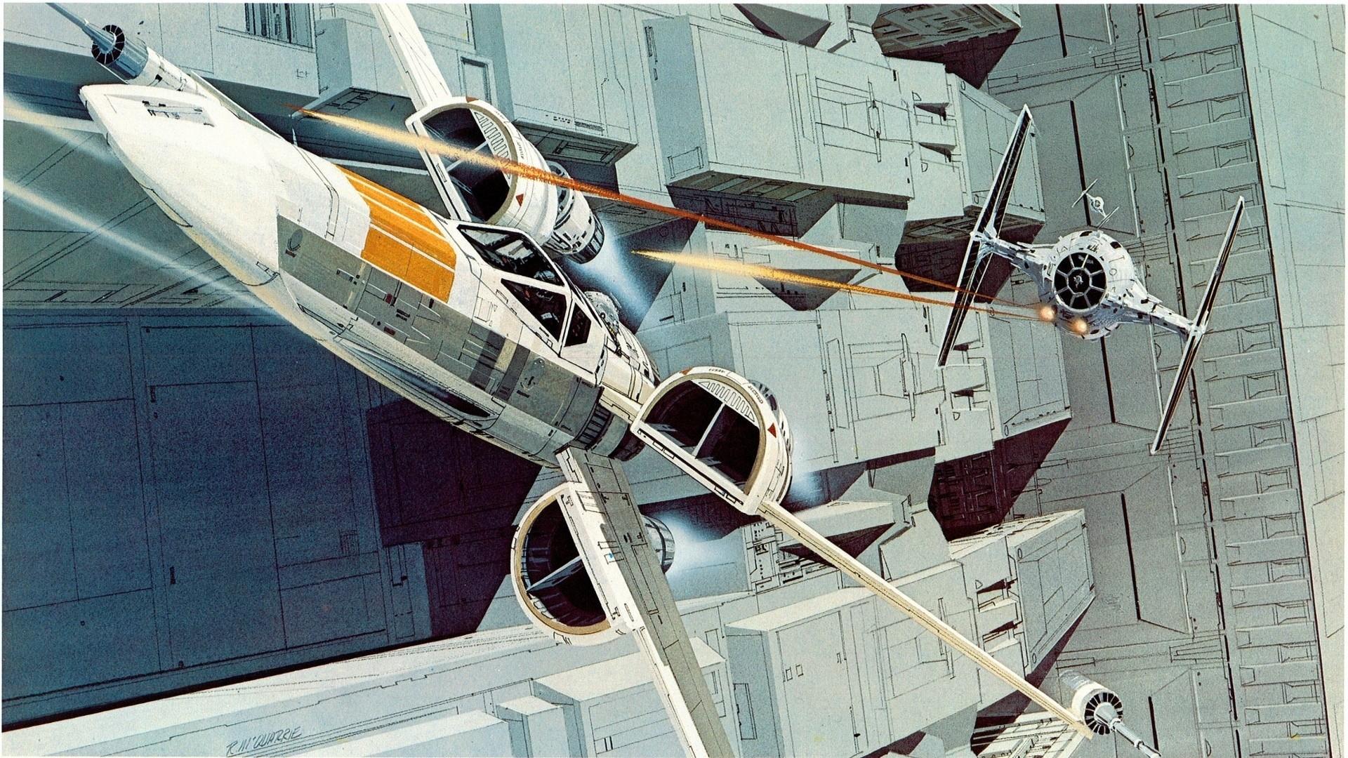 32 best Star Wars/1977 images on Pinterest   Star wars art, Ralph mcquarrie  and Star wars concept art