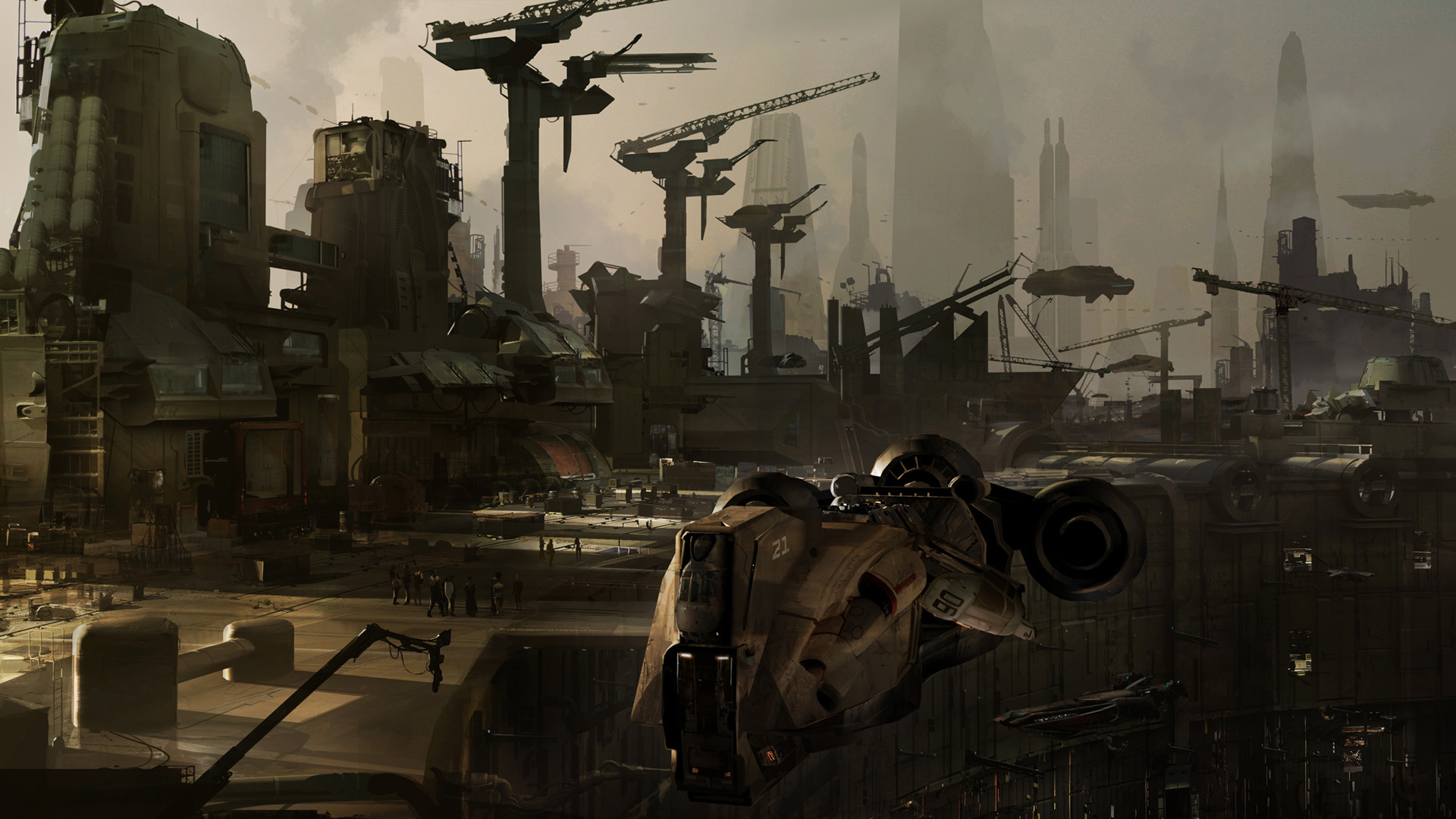 Yeah, That Cancelled Star Wars Game Looked Pretty Cool