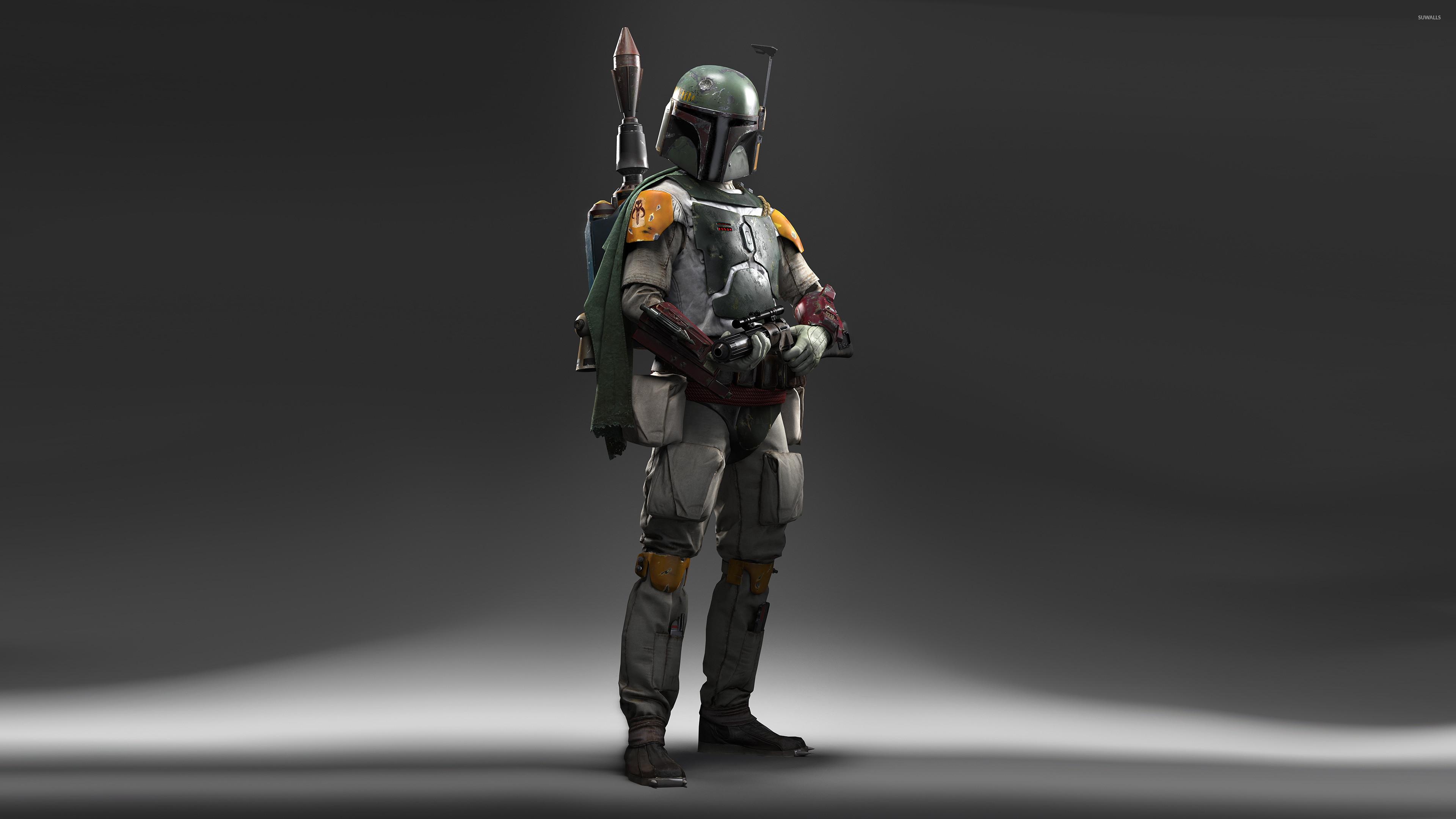 Boba Fett – Star Wars Battlefront wallpaper