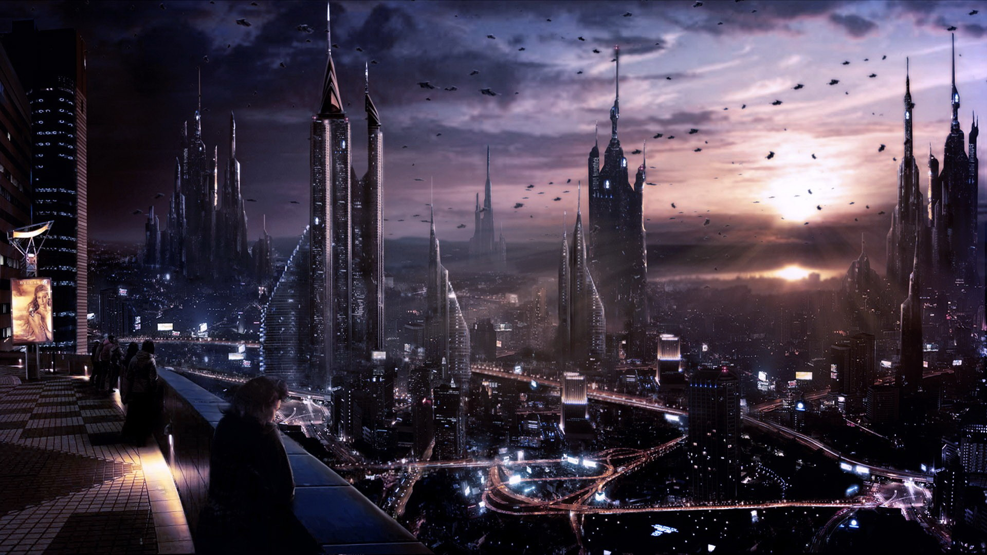 """Search Results for """"science fiction city wallpaper"""" – Adorable Wallpapers"""
