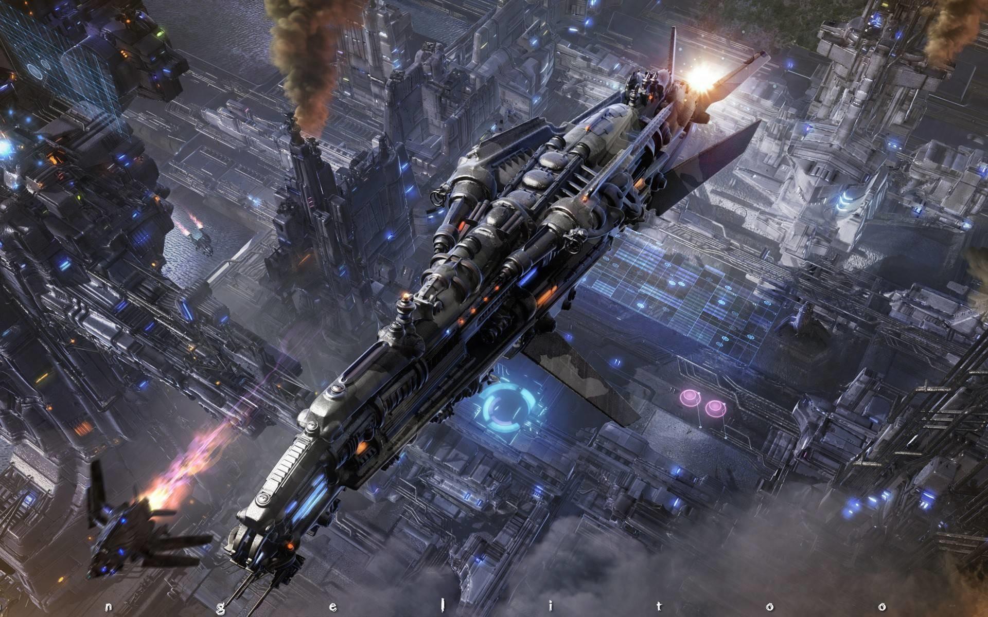Papel de Parede Sci-Fi – HD Wallpaper para Download no Celular ou .