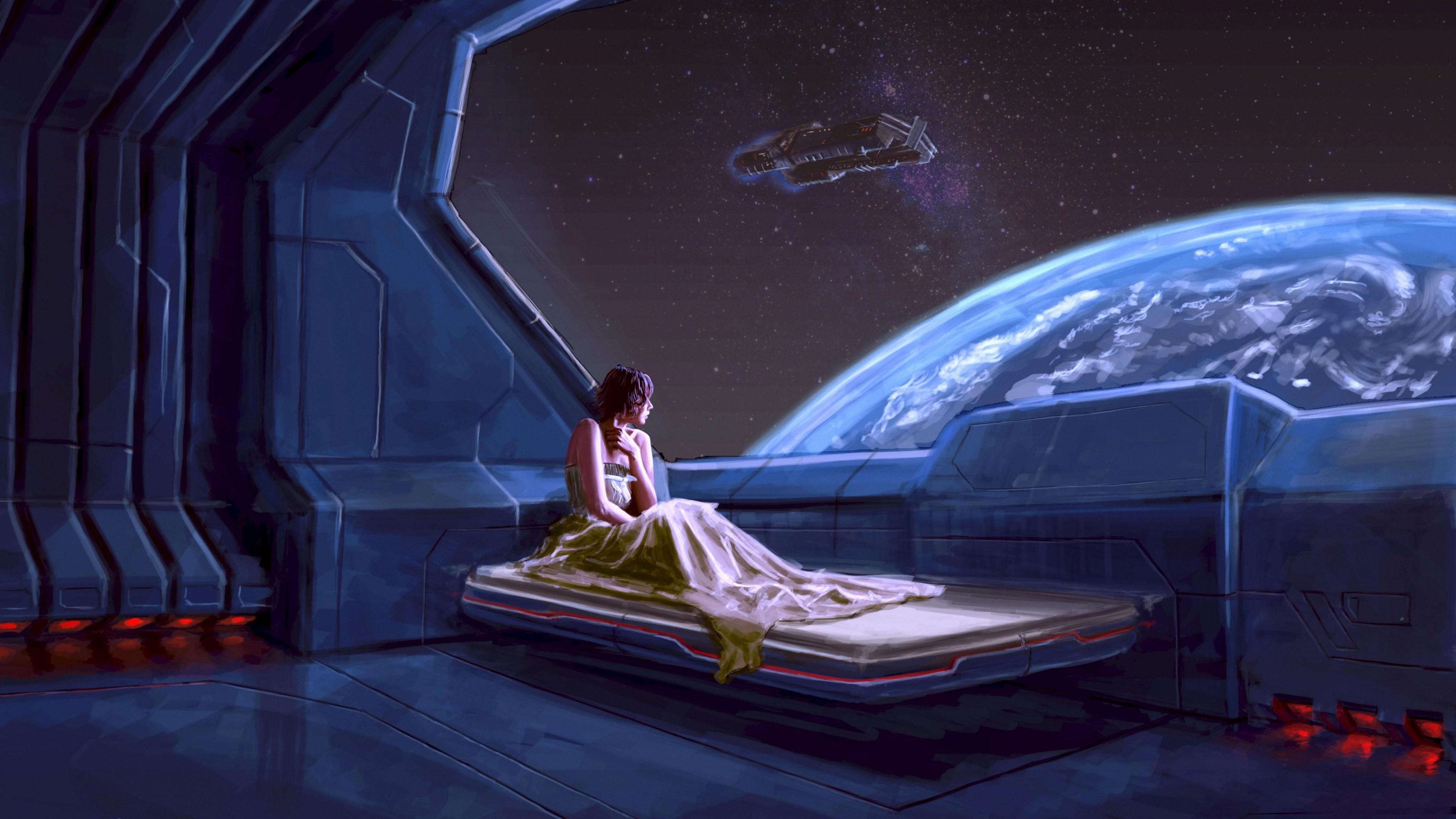 HD Wallpaper | Background ID:647780. Sci Fi Women