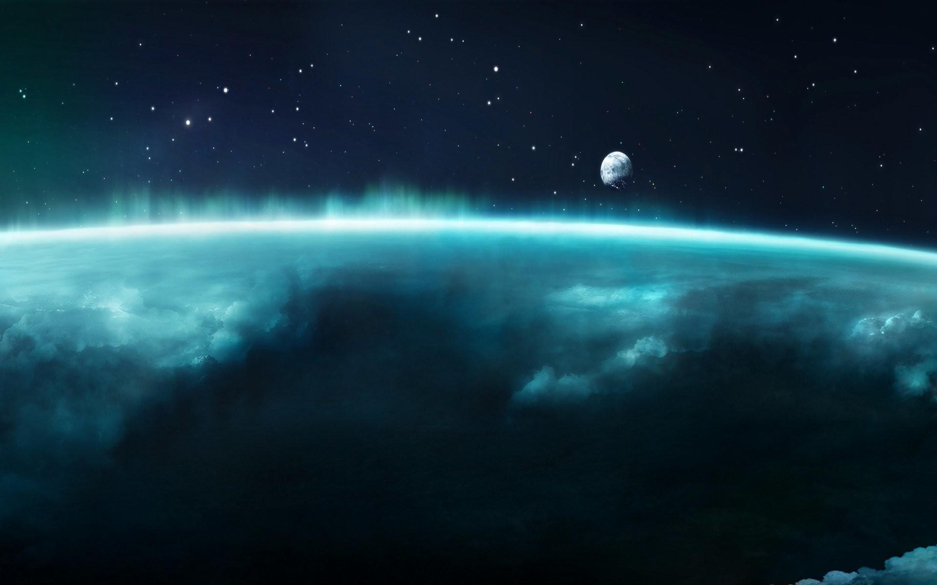 HD Wallpaper | Background ID:106834. Sci Fi Planetscape