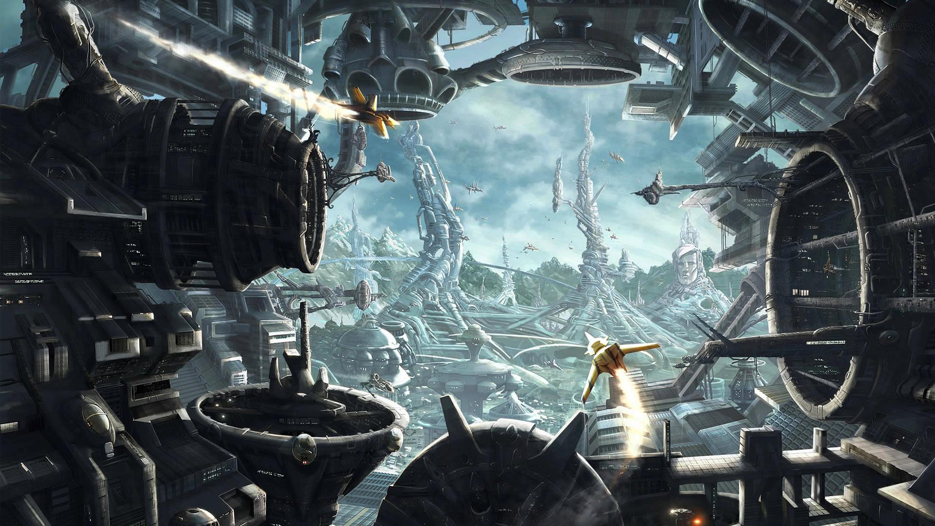 Sci-Fi HD Wallpapers