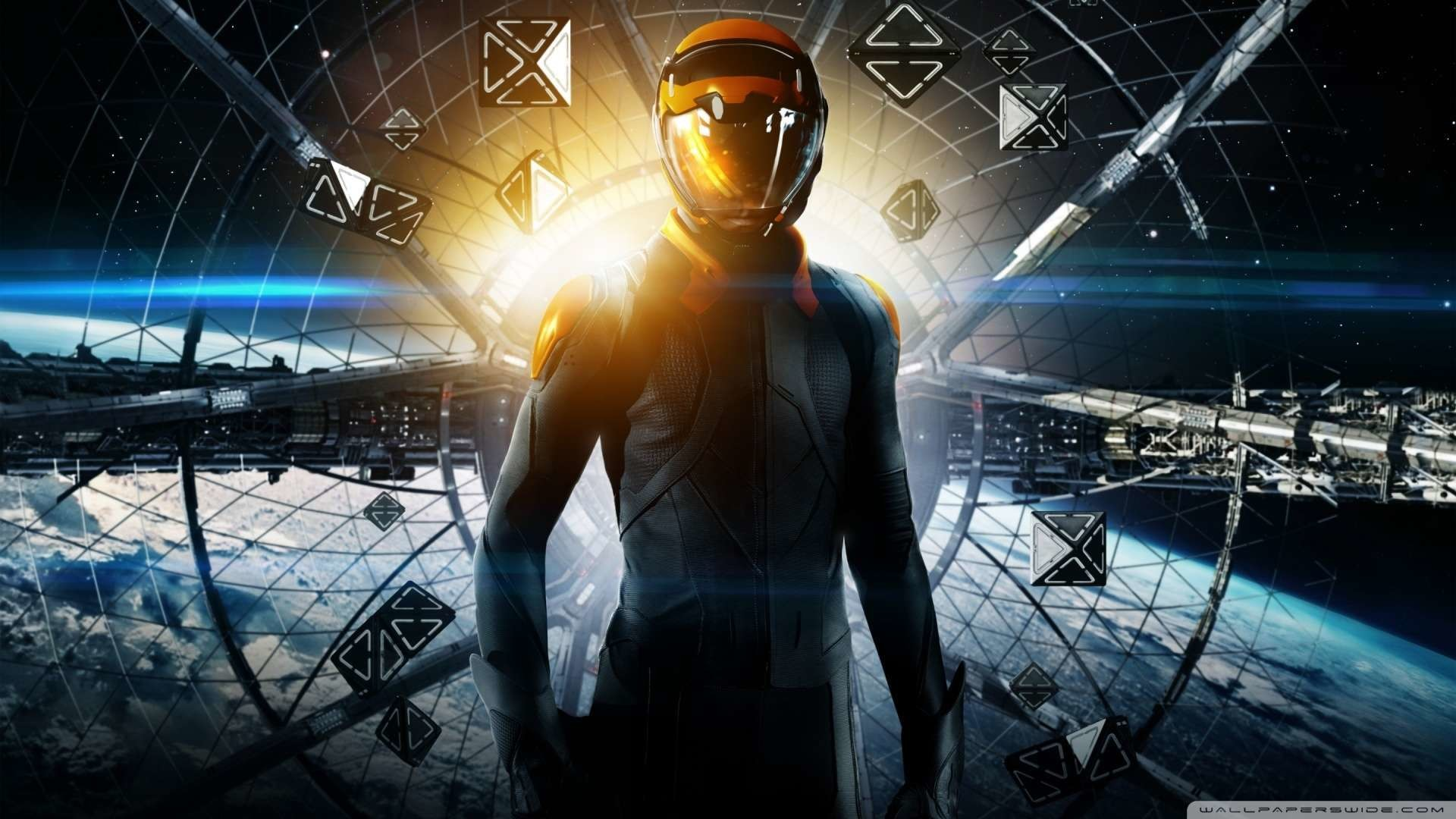 Download Enders Game 2013 Sci Fi Movie Wallpaper 1080p HD | HDWallWide .