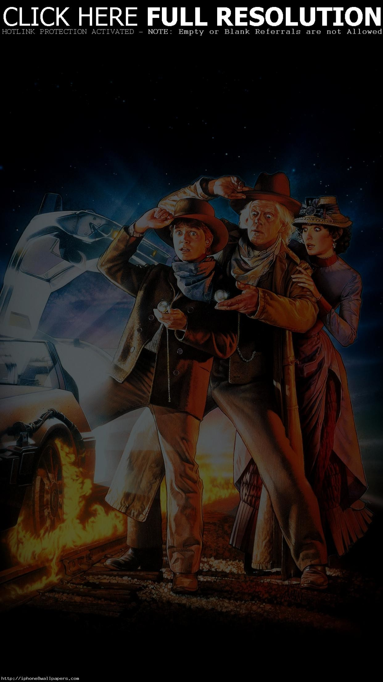 … back to the future 3 poster film art android wallpaper android …
