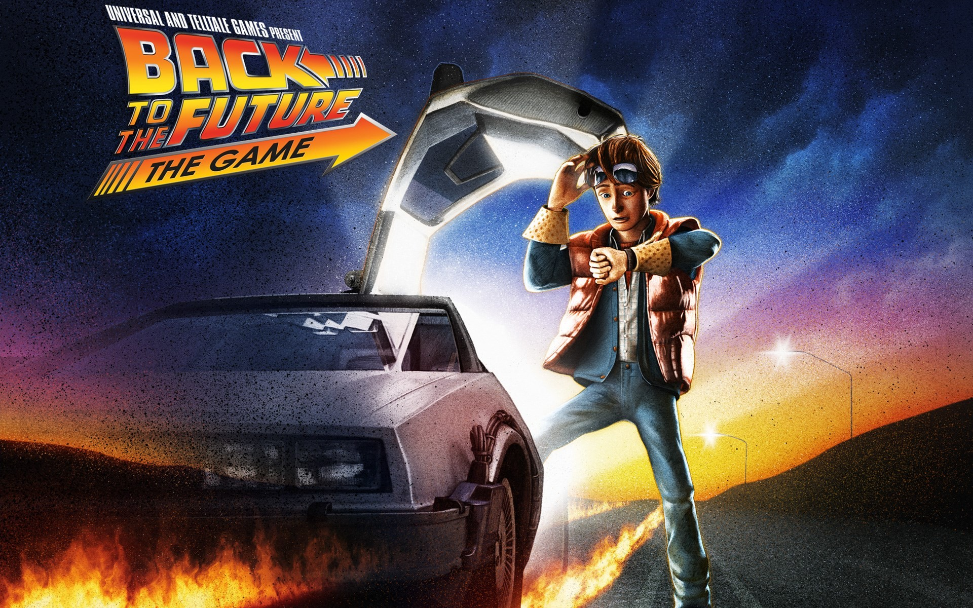 back to the future …