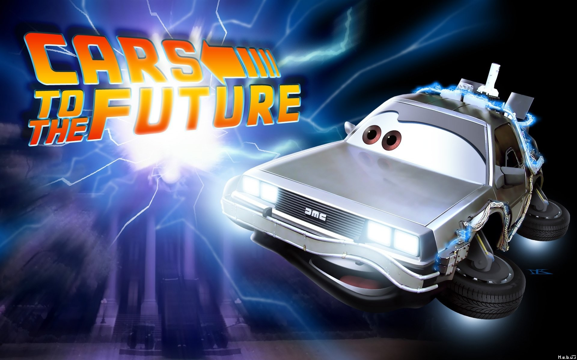 Cars To The Future