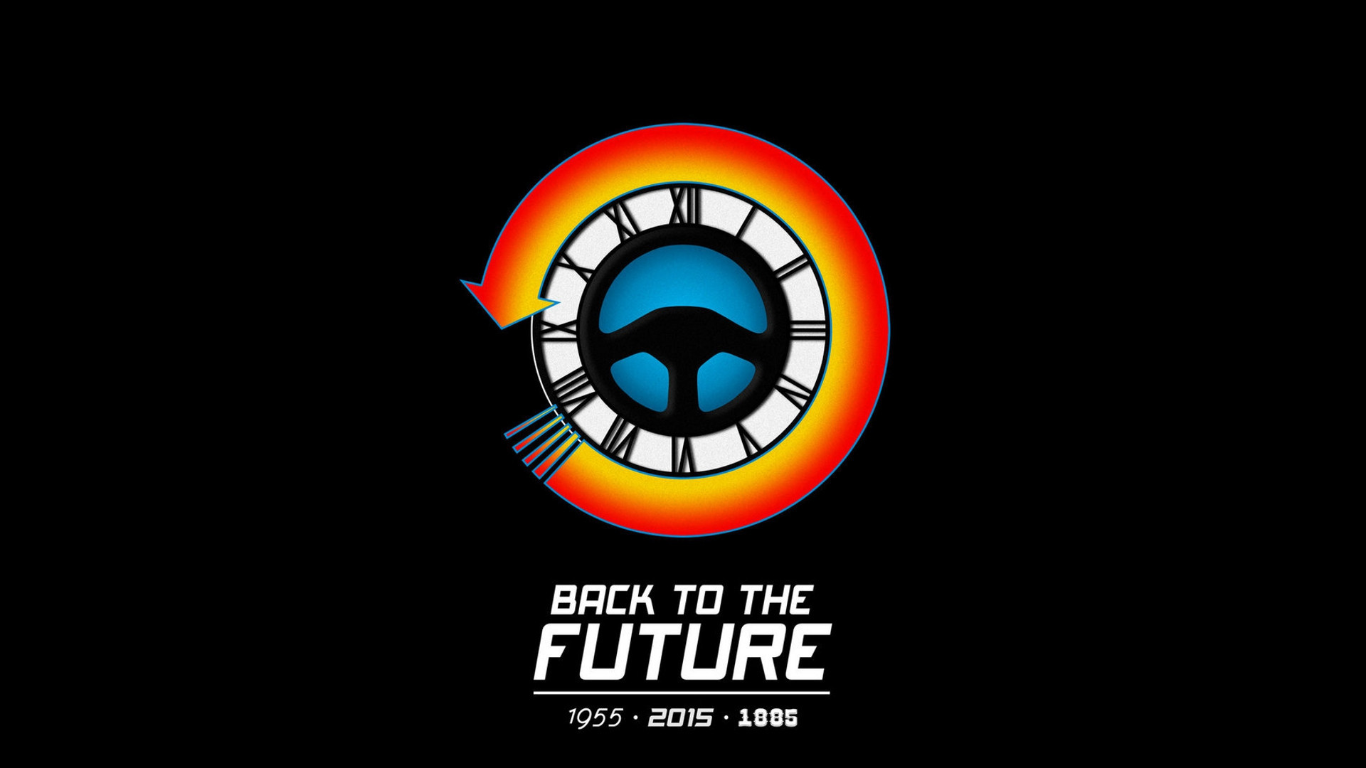 Movie – Back To The Future Wallpaper