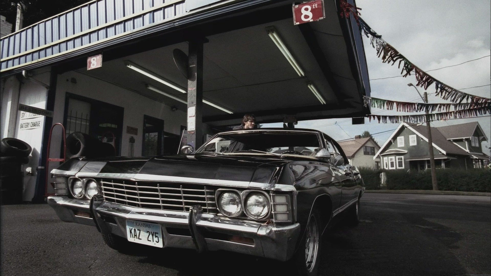Supernatural Impala Wallpaper Free – Nekeran.com