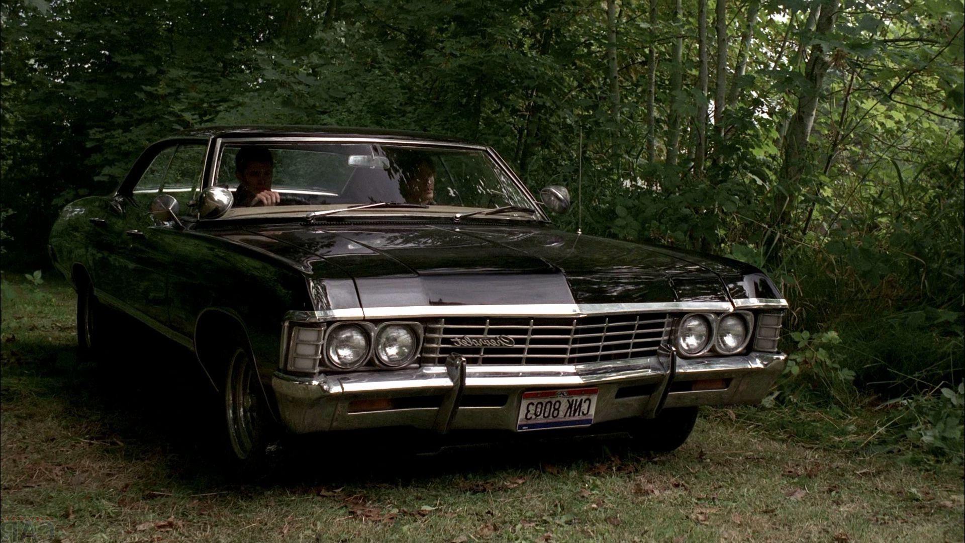 Supernatural Impala Wallpaper Hd Chevrolet Automotif Photo Wallpaper .
