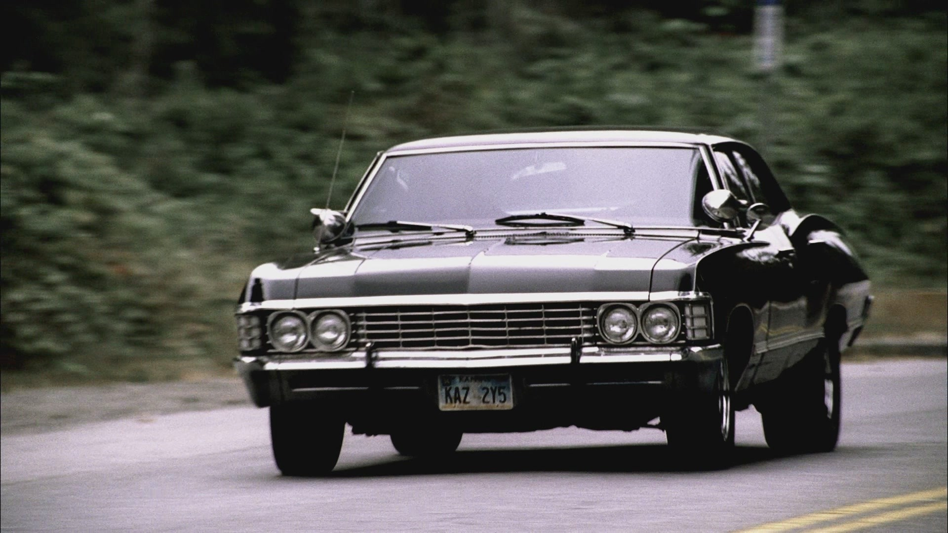 "Memorable Moments: Supernatural's Impala – aka Metallicar – aka ""Baby"""