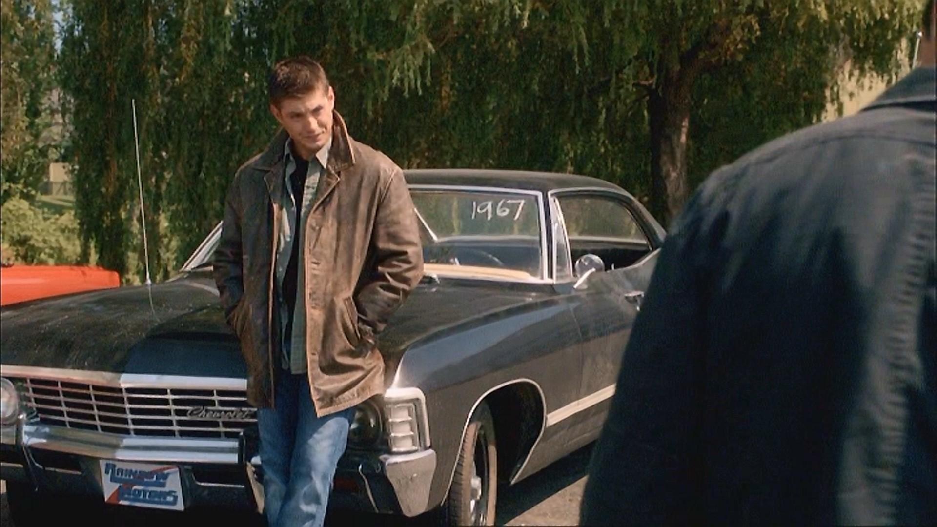 67 Impala Supernatural Dean
