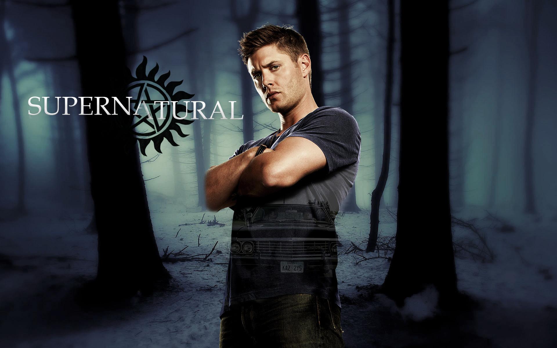 Supernatural, Chevrolet Impala, Hunter, Fantasy Art, Adobe Photoshop, Dean  Winchester Wallpapers HD / Desktop and Mobile Backgrounds