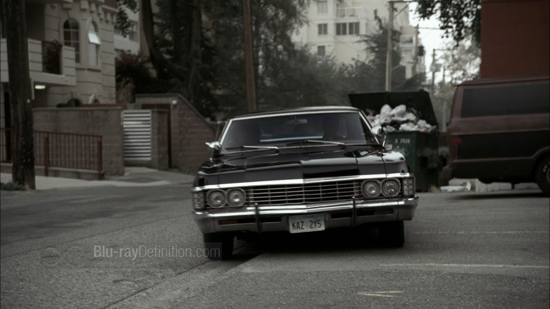 The look of Supernatural …