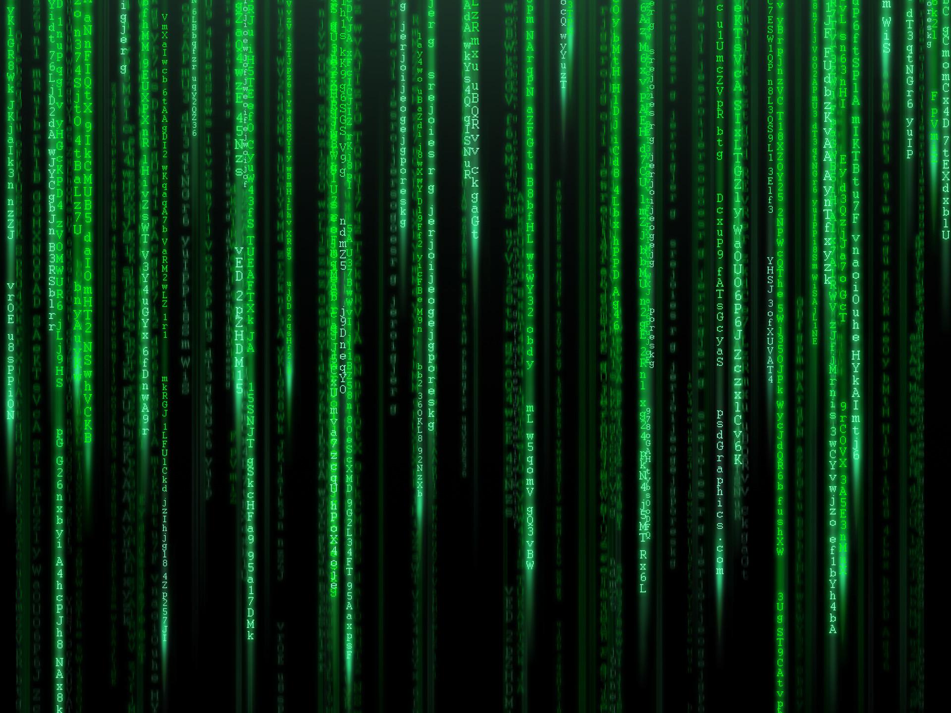 Matrix Binary Code Falling Wallpaper – WallpaperSafari